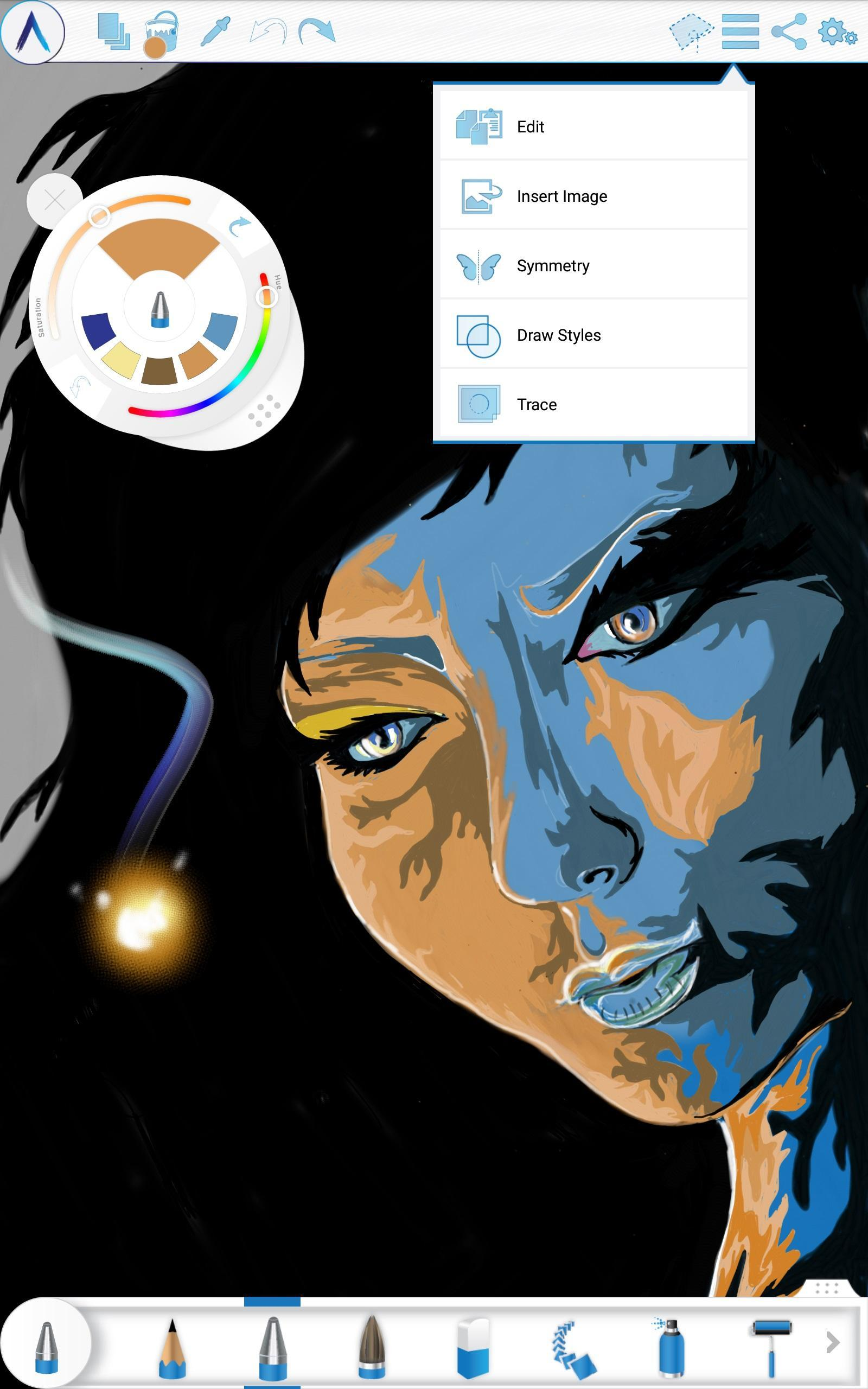 Artecture Draw, Sketch, Paint 5.2.0.4 Screenshot 20