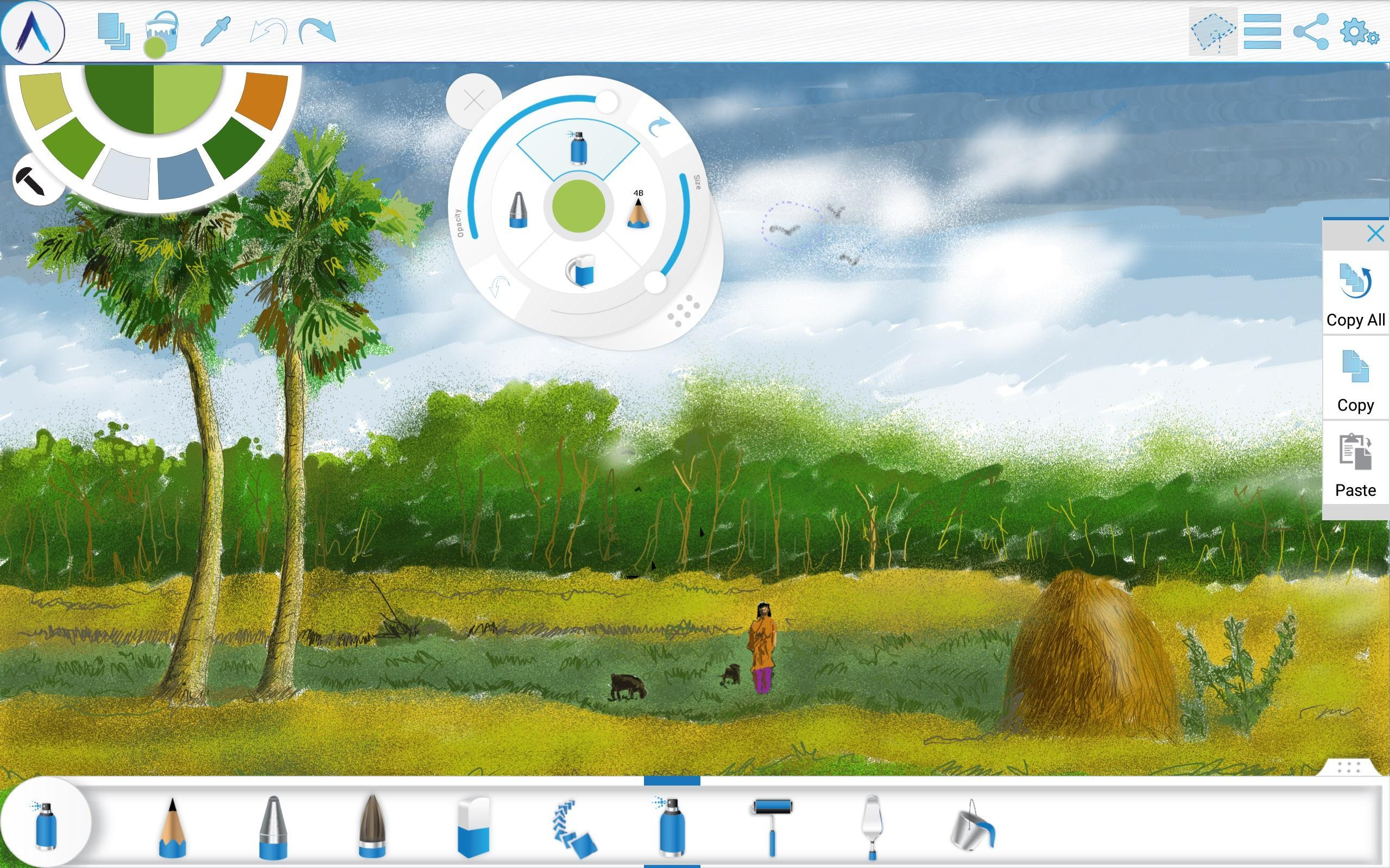 Artecture Draw, Sketch, Paint 5.2.0.4 Screenshot 21
