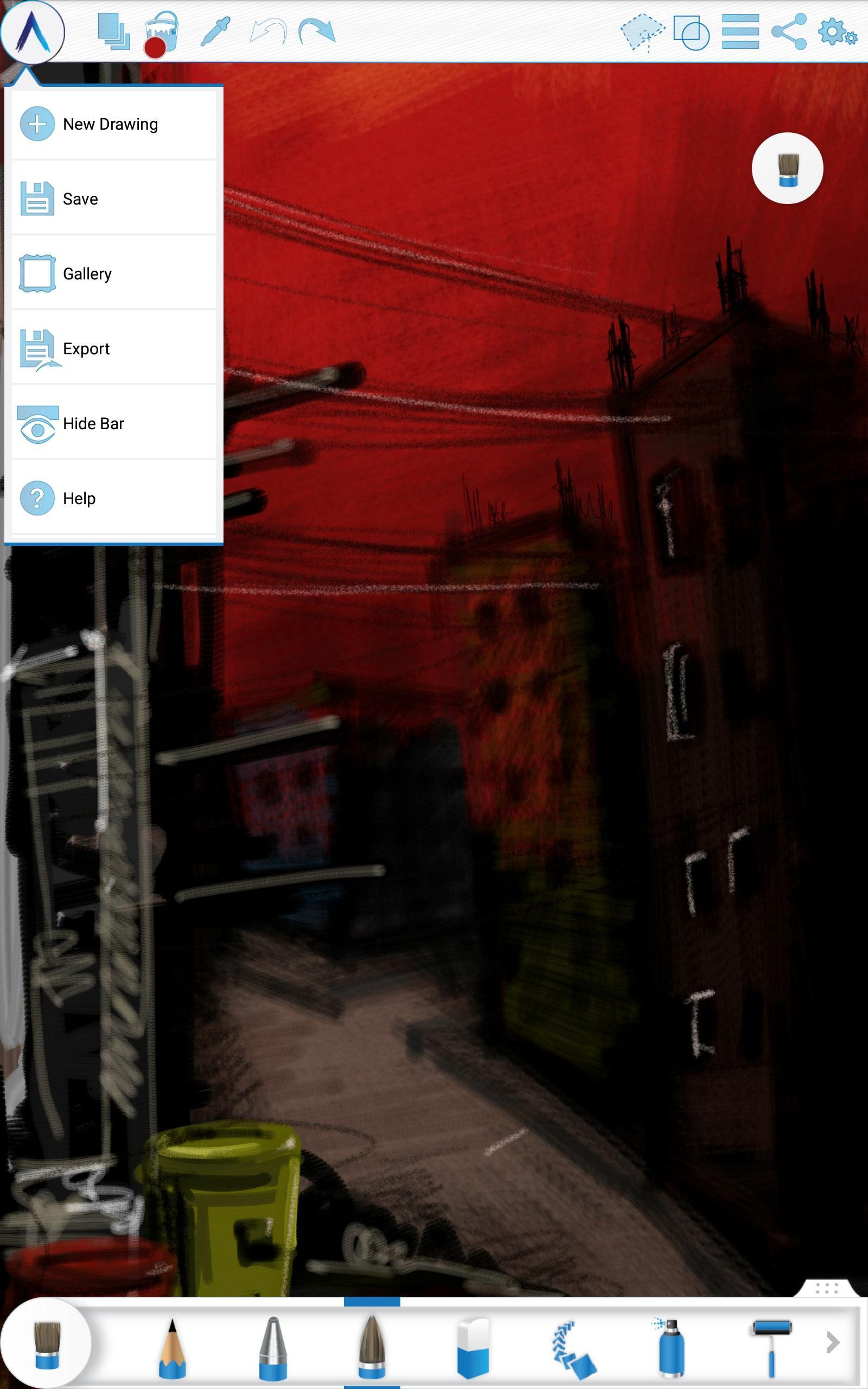 Artecture Draw, Sketch, Paint 5.2.0.4 Screenshot 22
