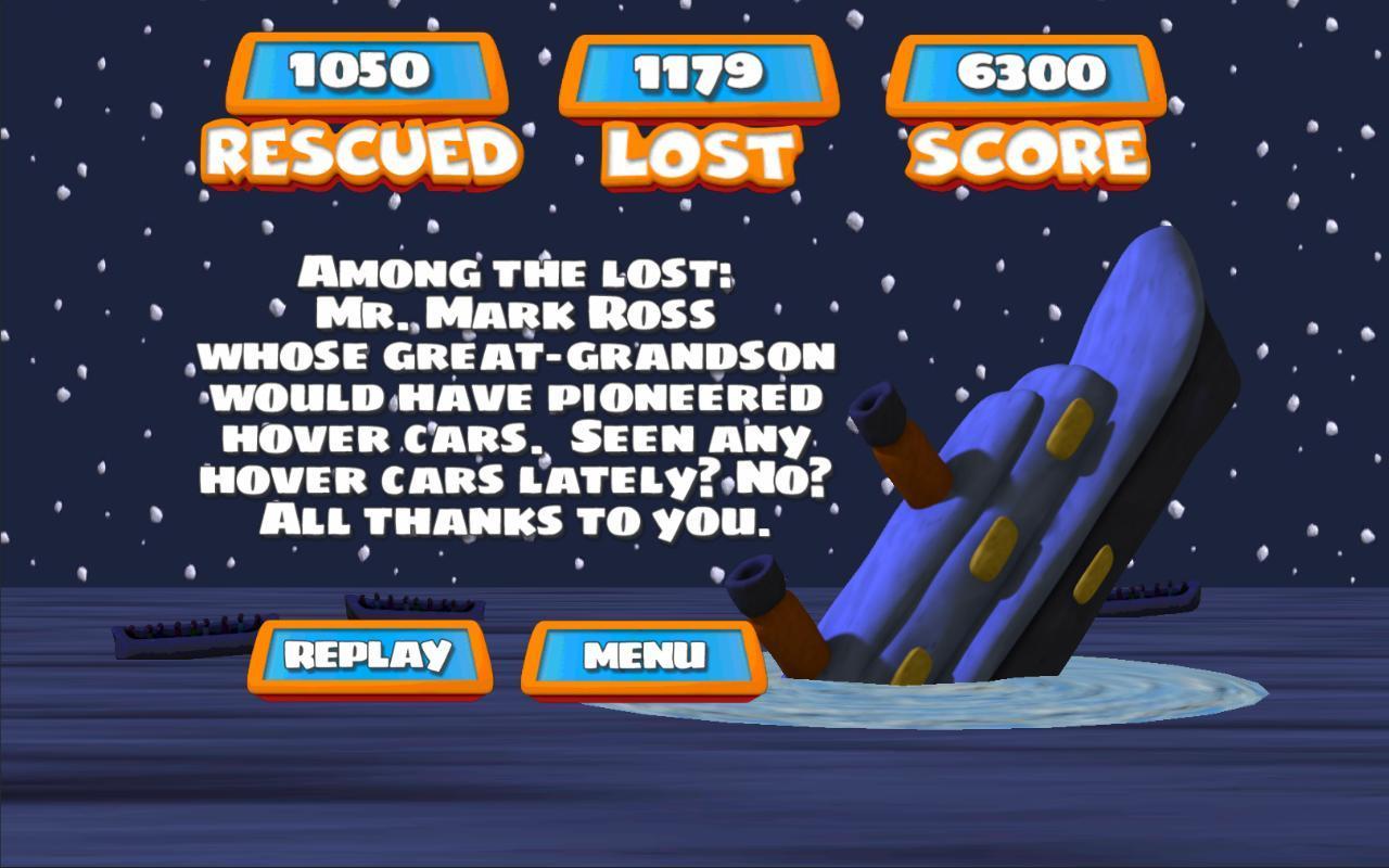 Save The Titanic 3.0.2 Screenshot 4