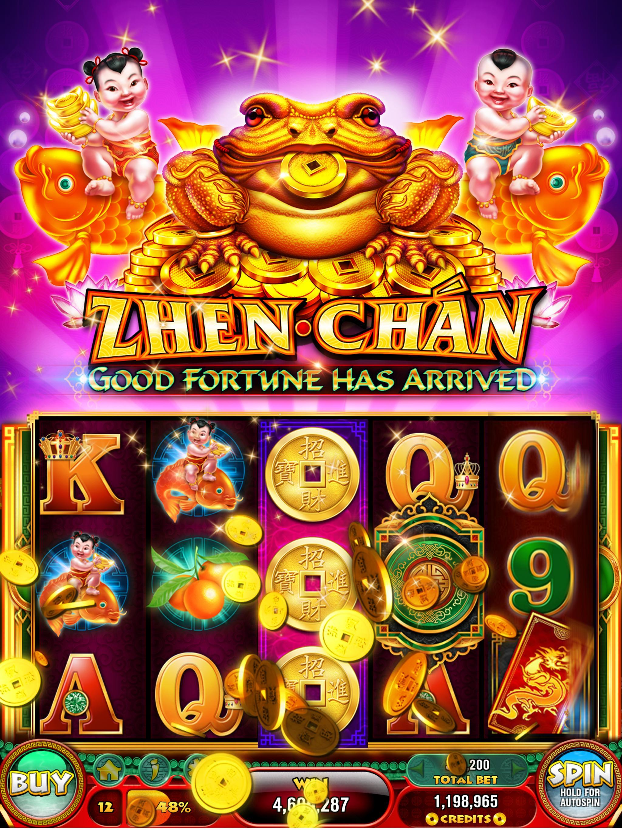 88 Fortunes Casino Games & Free Slot Machines 3.2.38 Screenshot 15