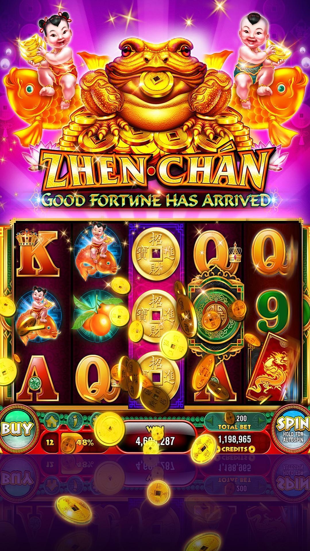 88 Fortunes Casino Games & Free Slot Machines 3.2.38 Screenshot 3