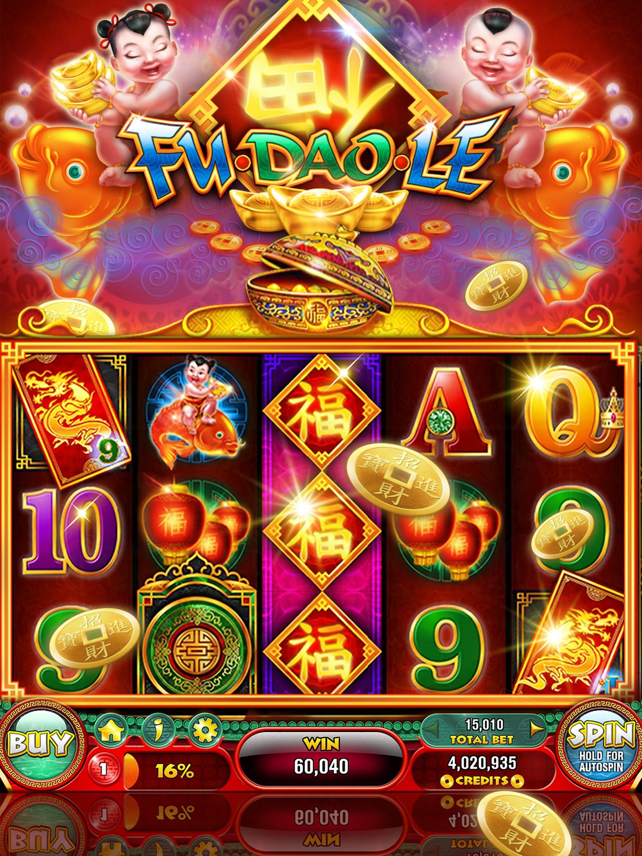 88 Fortunes Casino Games & Free Slot Machines 3.2.38 Screenshot 7
