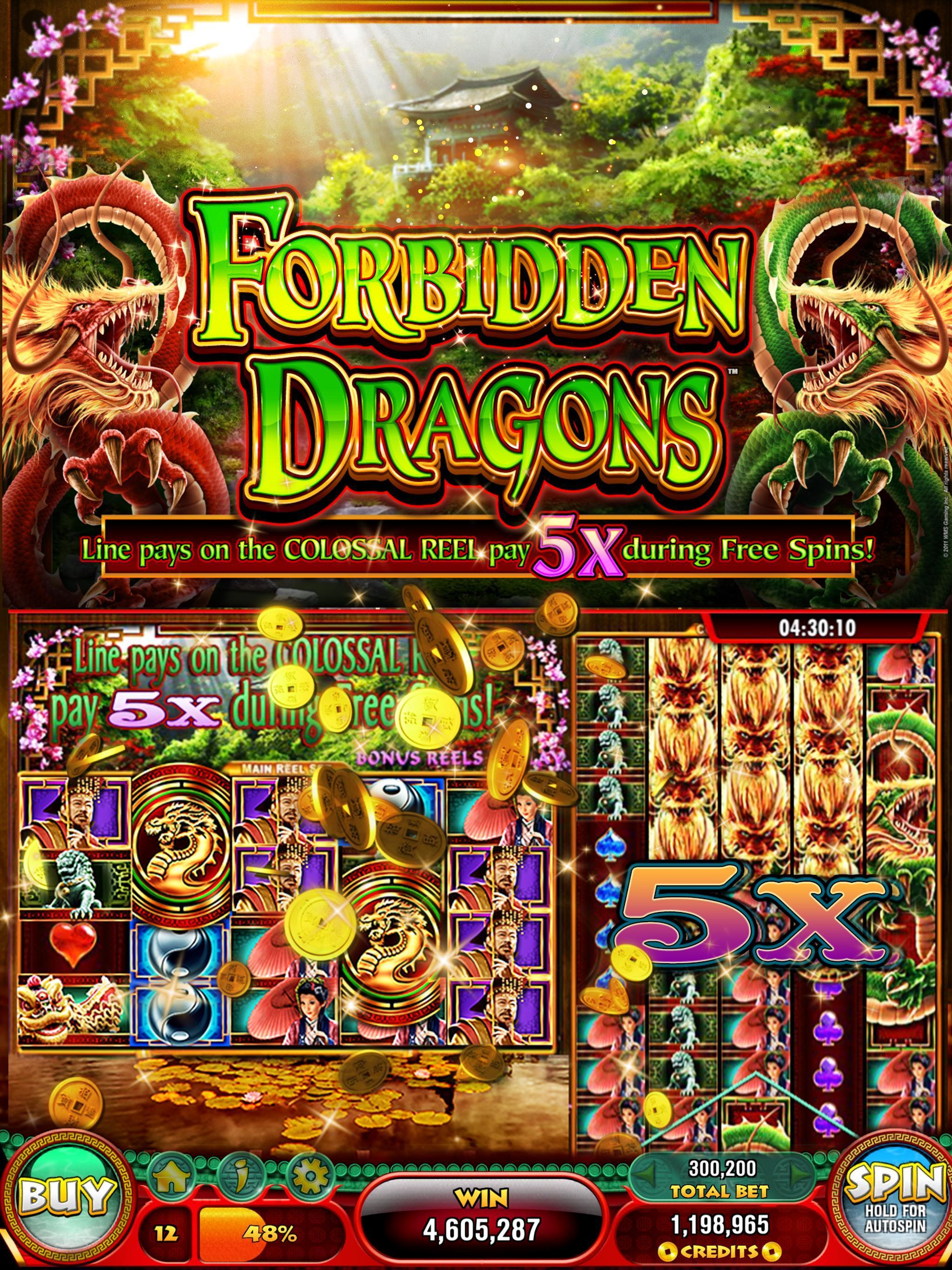 88 Fortunes Casino Games & Free Slot Machines 3.2.38 Screenshot 9
