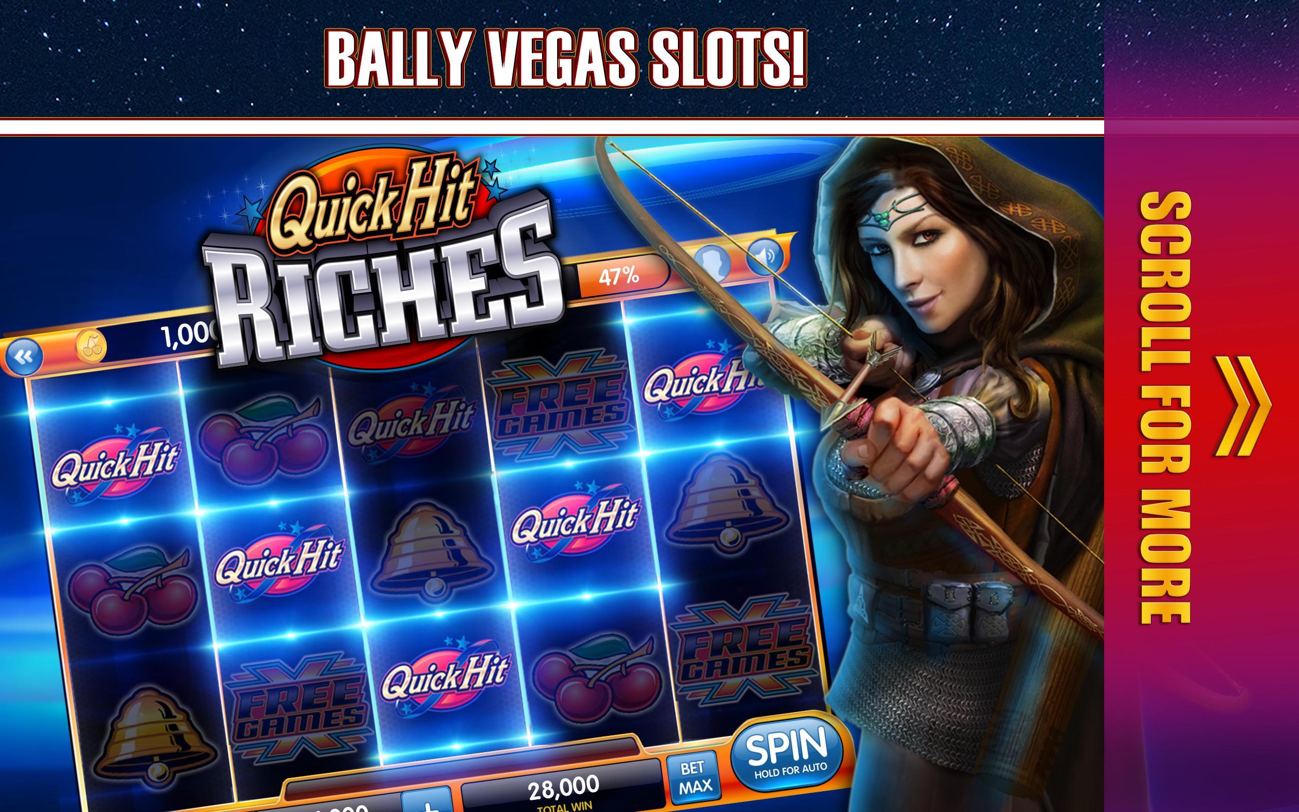 Quick Hit Casino Games - Free Casino Slots Games 2.5.17 Screenshot 11