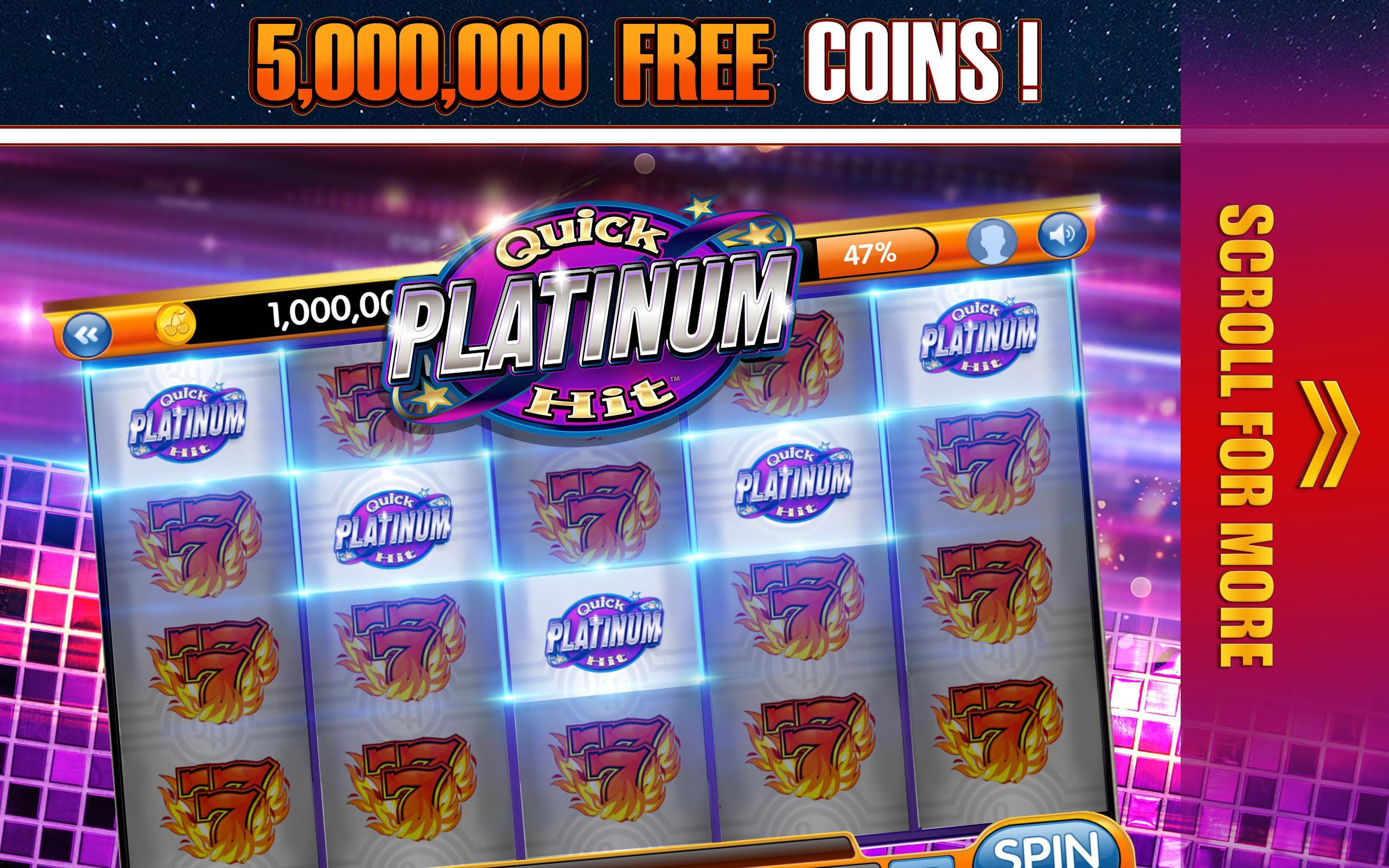 Quick Hit Casino Games - Free Casino Slots Games 2.5.17 Screenshot 16