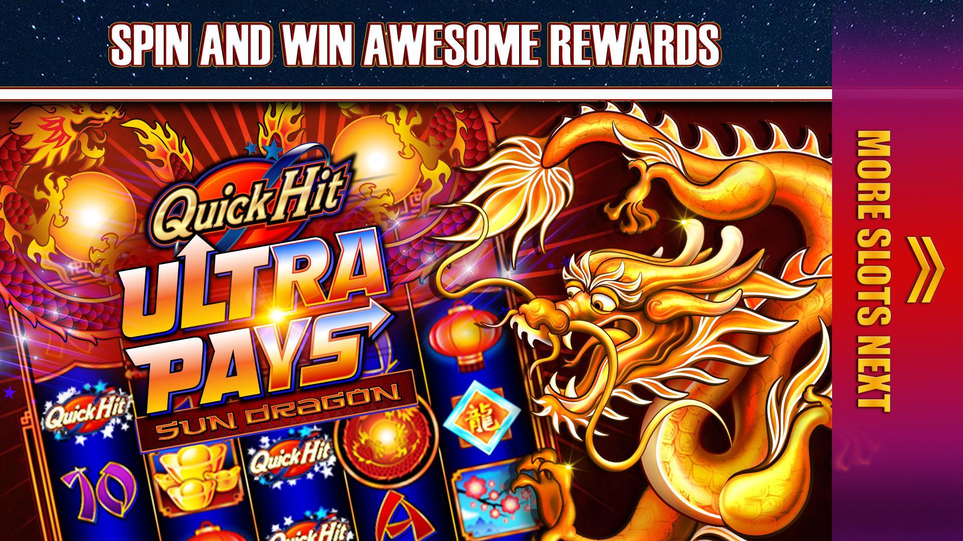 Quick Hit Casino Games - Free Casino Slots Games 2.5.17 Screenshot 2