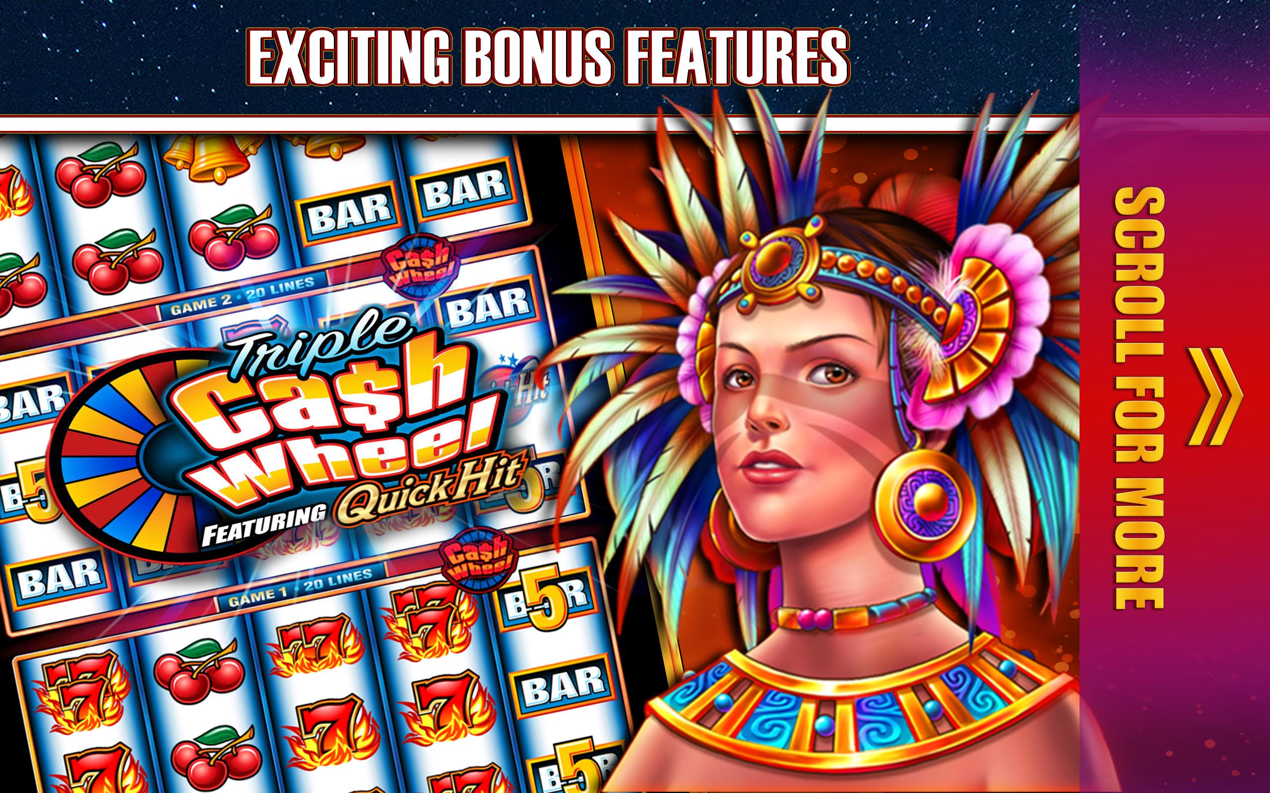 Quick Hit Casino Games - Free Casino Slots Games 2.5.17 Screenshot 20