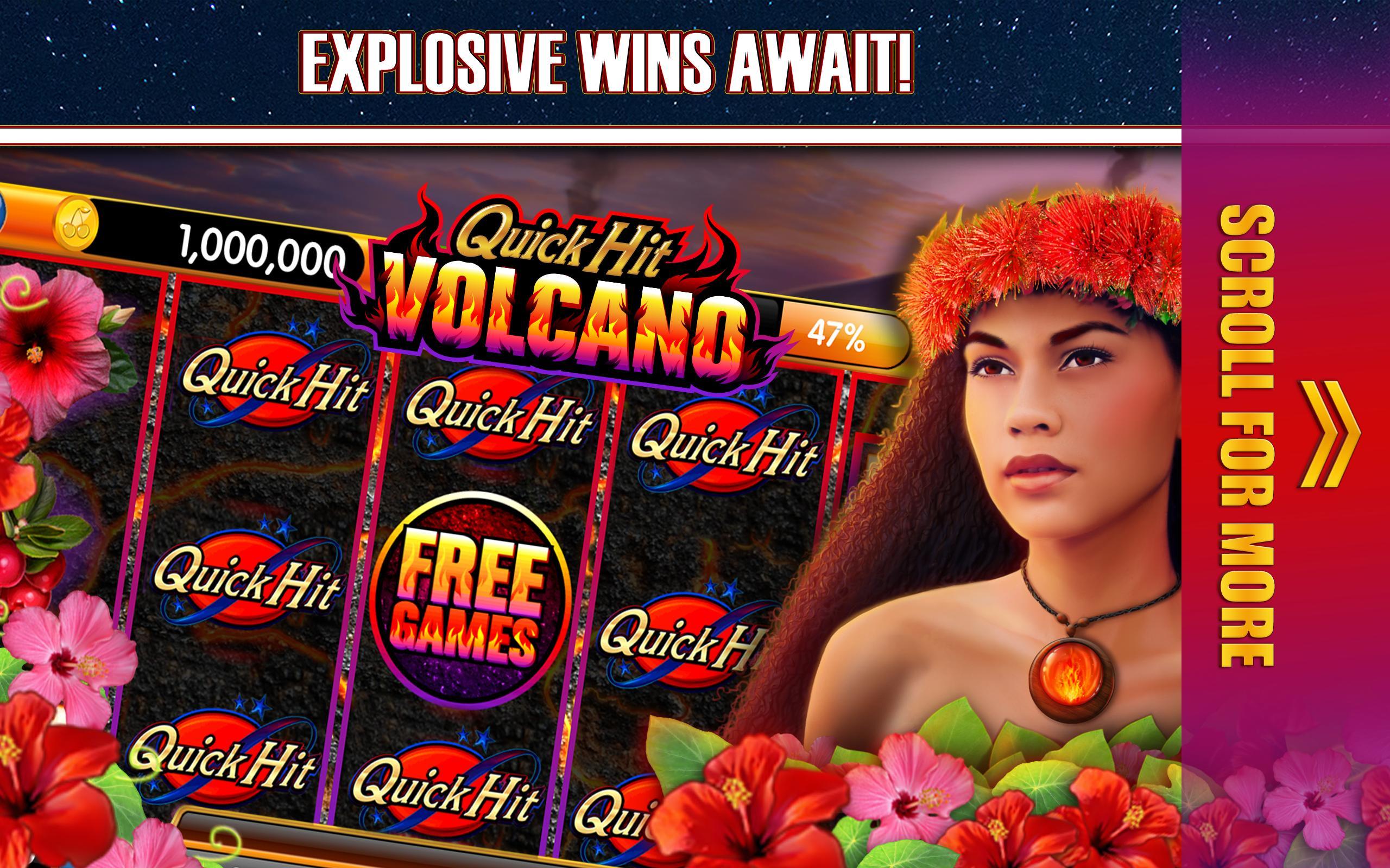 Quick Hit Casino Games - Free Casino Slots Games 2.5.17 Screenshot 22