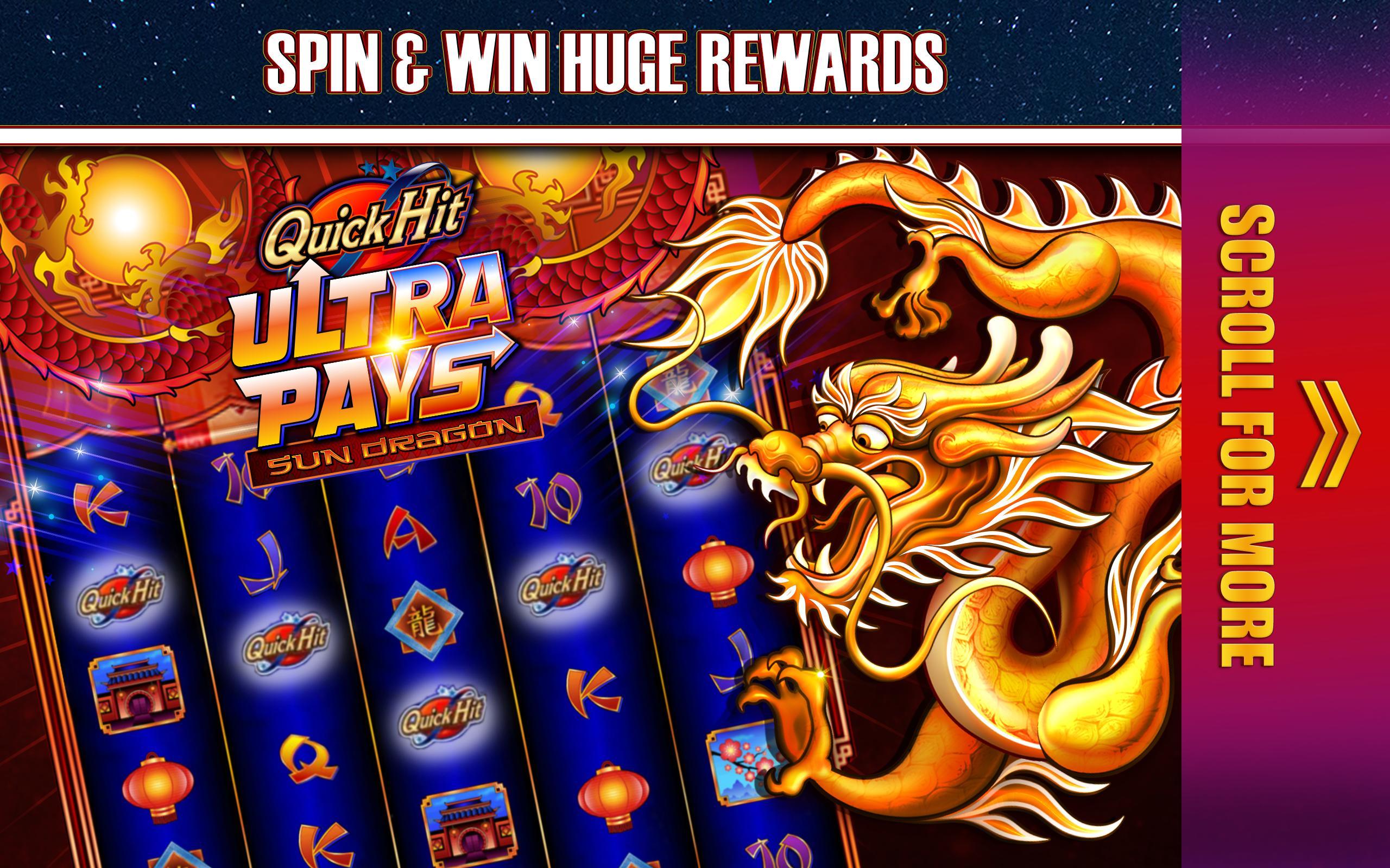 Quick Hit Casino Games - Free Casino Slots Games 2.5.17 Screenshot 9