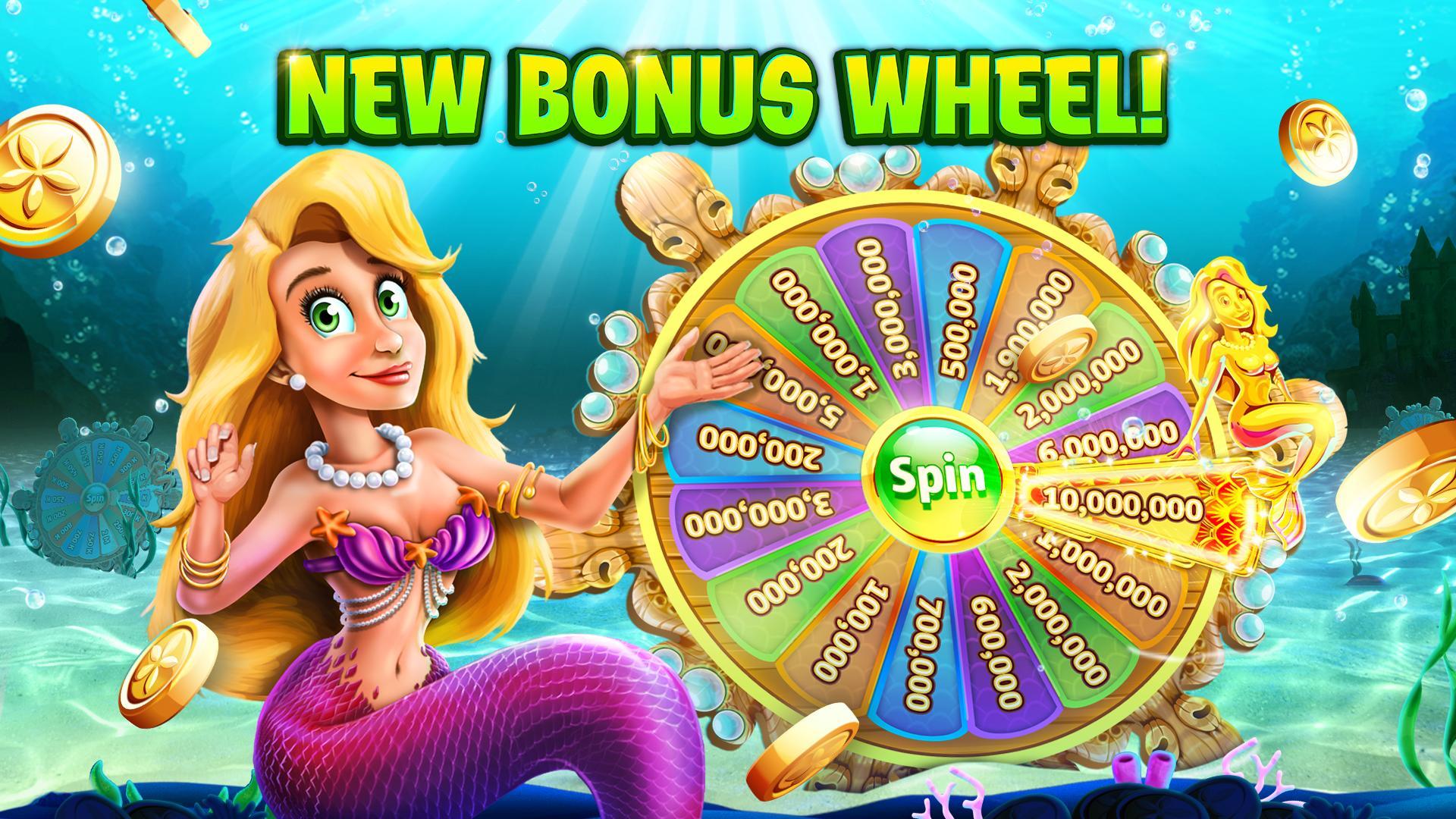 Gold Fish Casino Slots - FREE Slot Machine Games 25.09.00 Screenshot 1