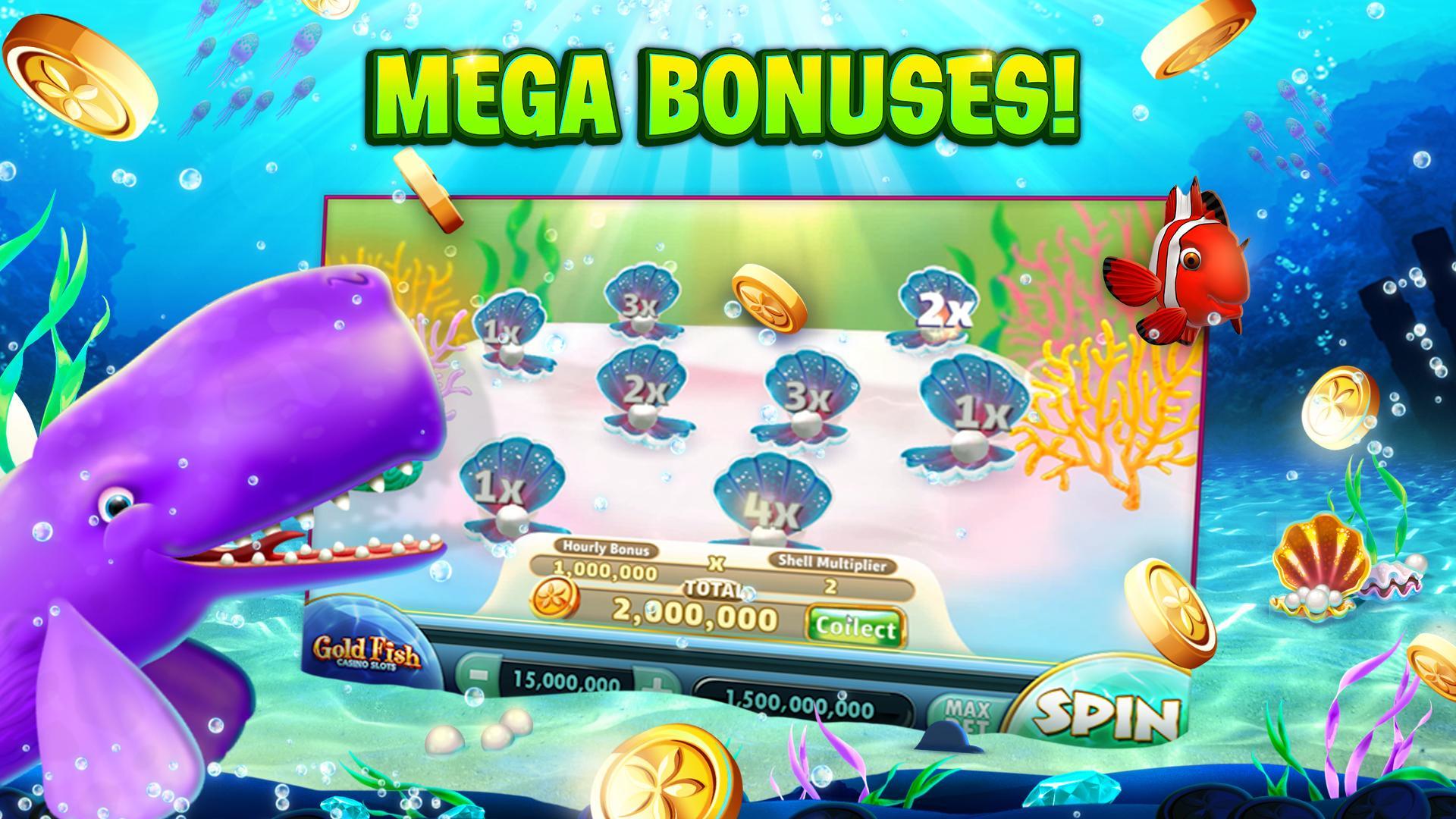 Gold Fish Casino Slots - FREE Slot Machine Games 25.09.00 Screenshot 11