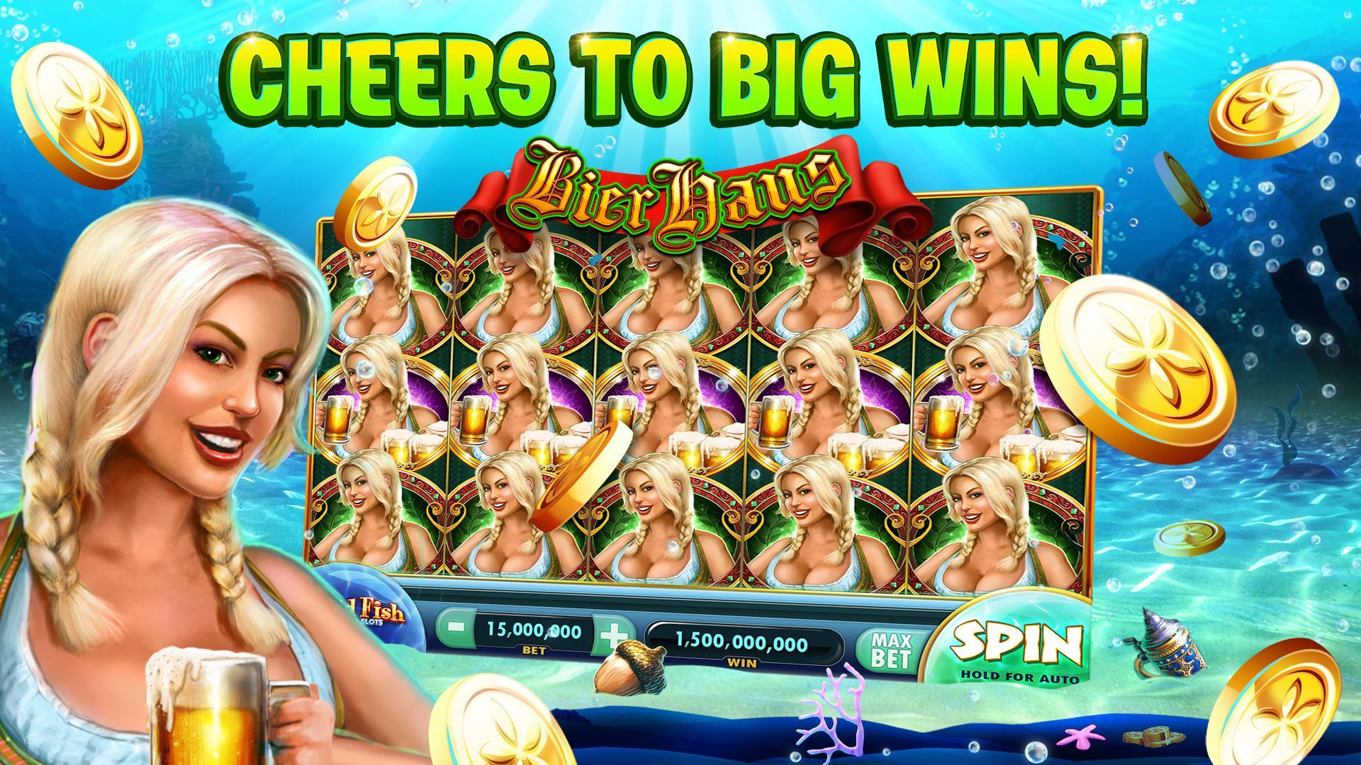 Gold Fish Casino Slots - FREE Slot Machine Games 25.09.00 Screenshot 12