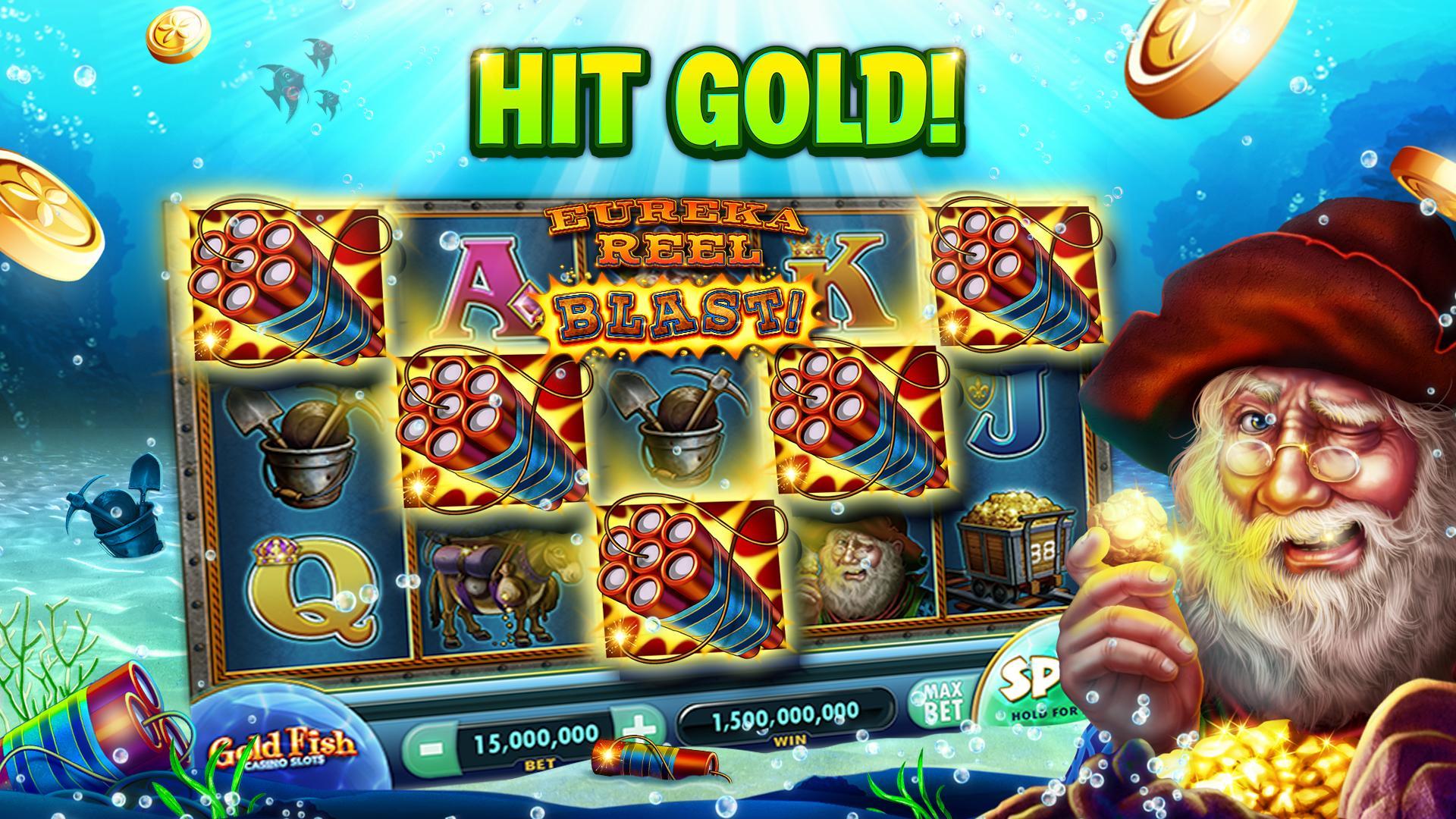 Gold Fish Casino Slots - FREE Slot Machine Games 25.09.00 Screenshot 23