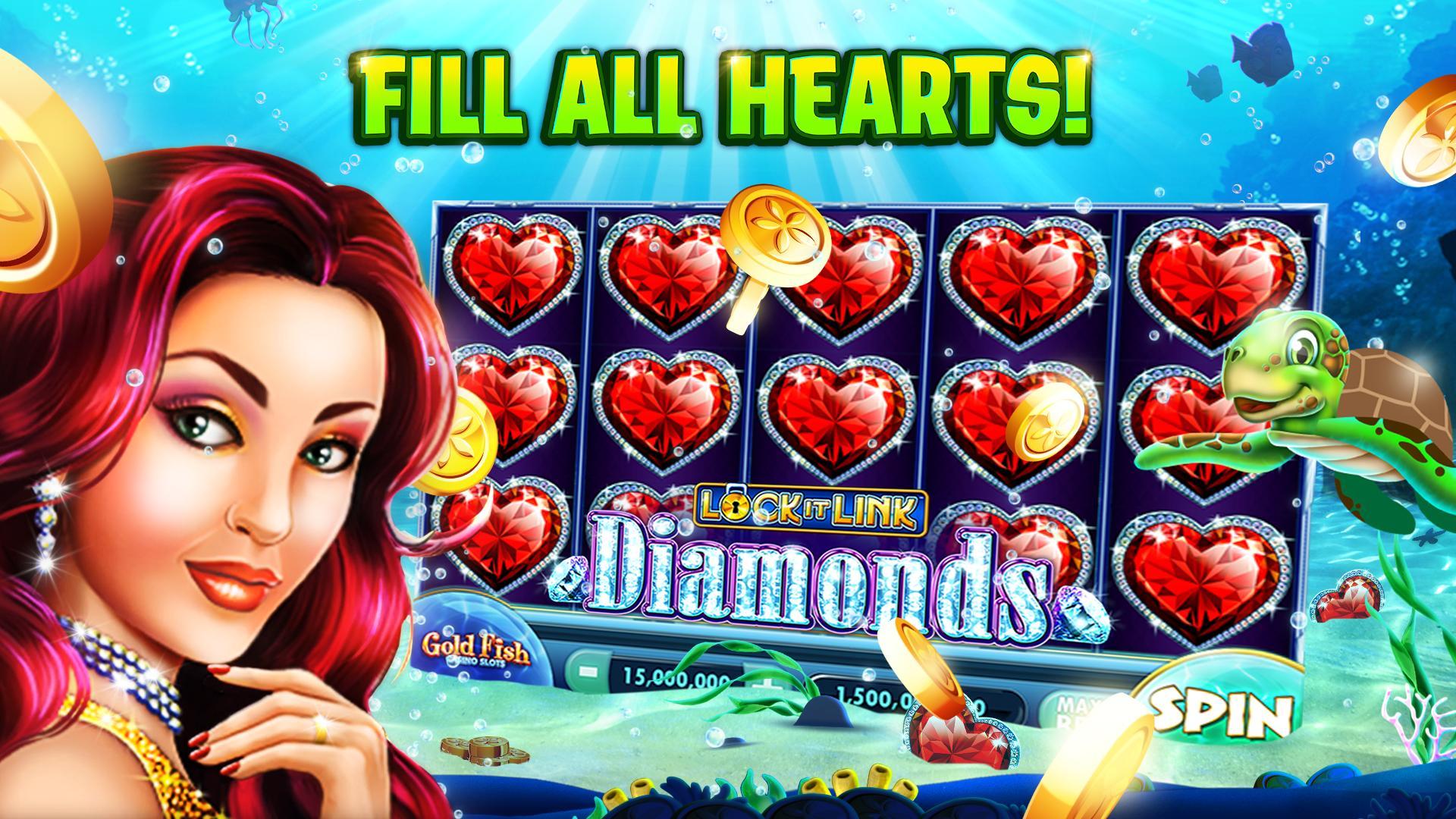 Gold Fish Casino Slots - FREE Slot Machine Games 25.09.00 Screenshot 24