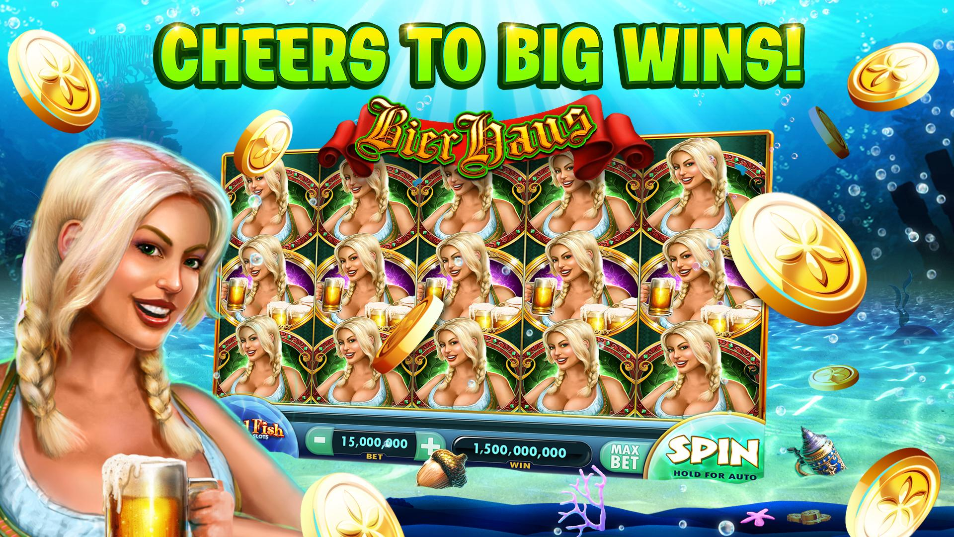Gold Fish Casino Slots - FREE Slot Machine Games 25.09.00 Screenshot 4