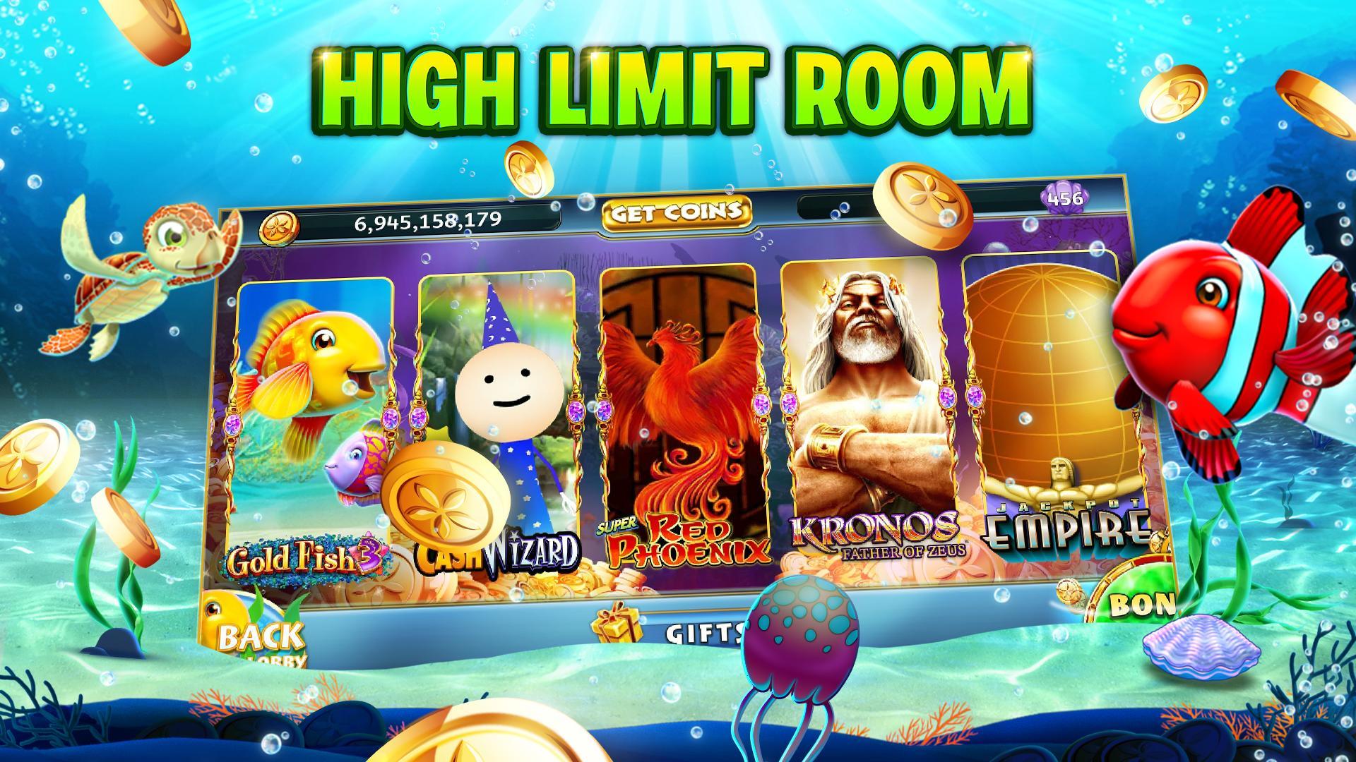 Gold Fish Casino Slots - FREE Slot Machine Games 25.09.00 Screenshot 6