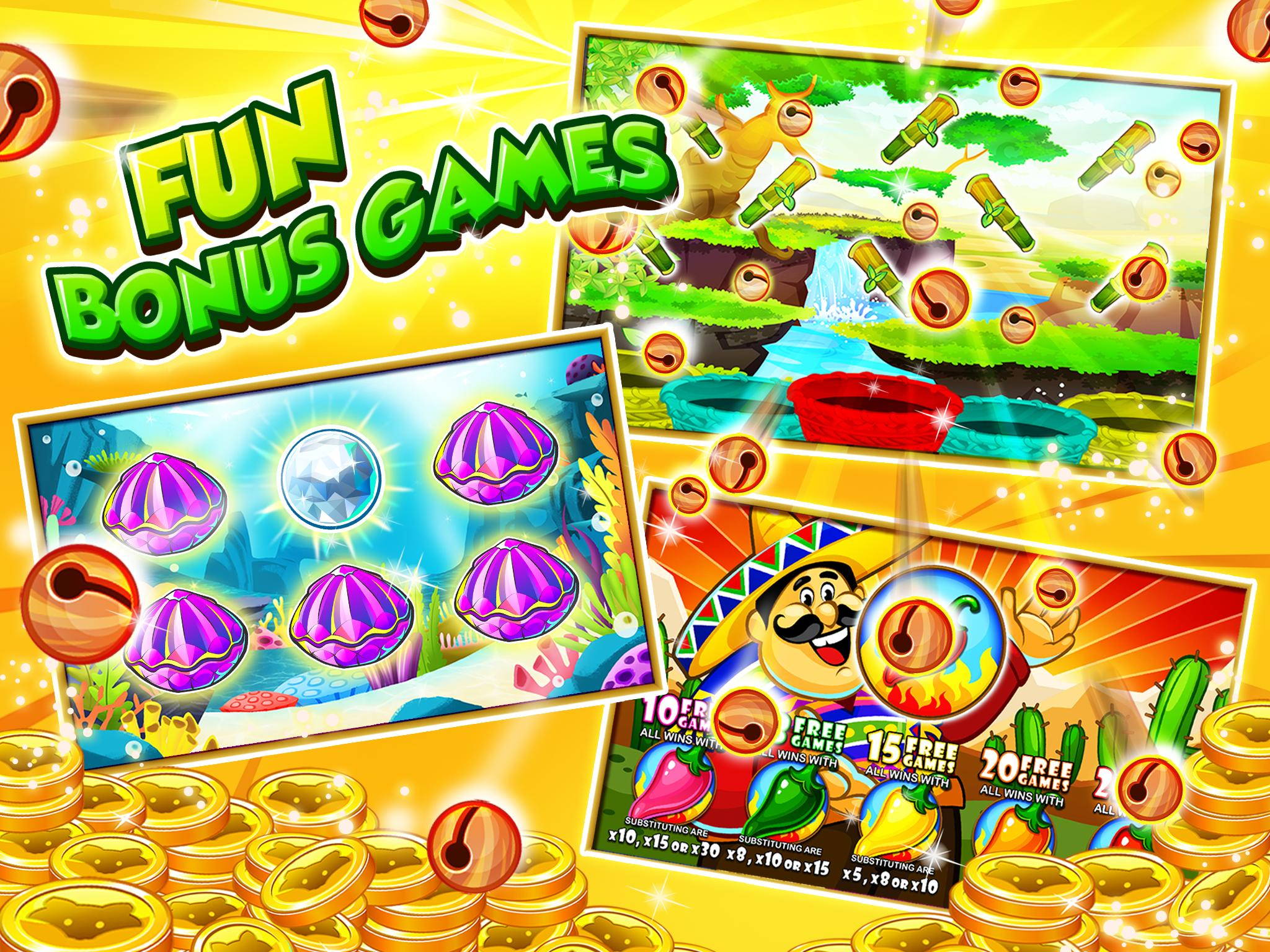 Slots Vacation FREE Slots 29 Screenshot 2