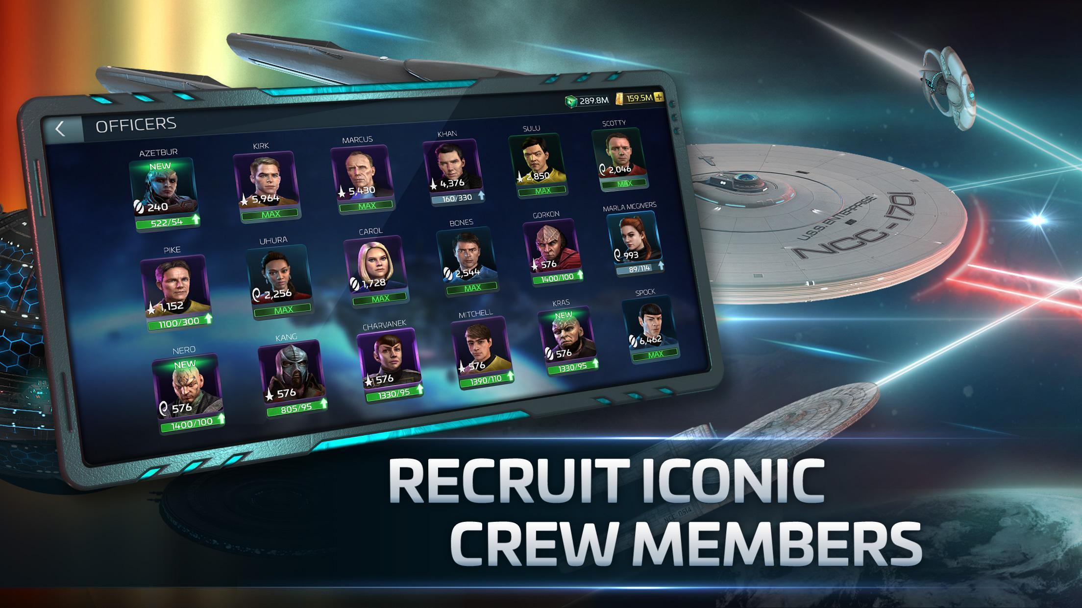 Star Trek™ Fleet Command 0.673.05561 Screenshot 1