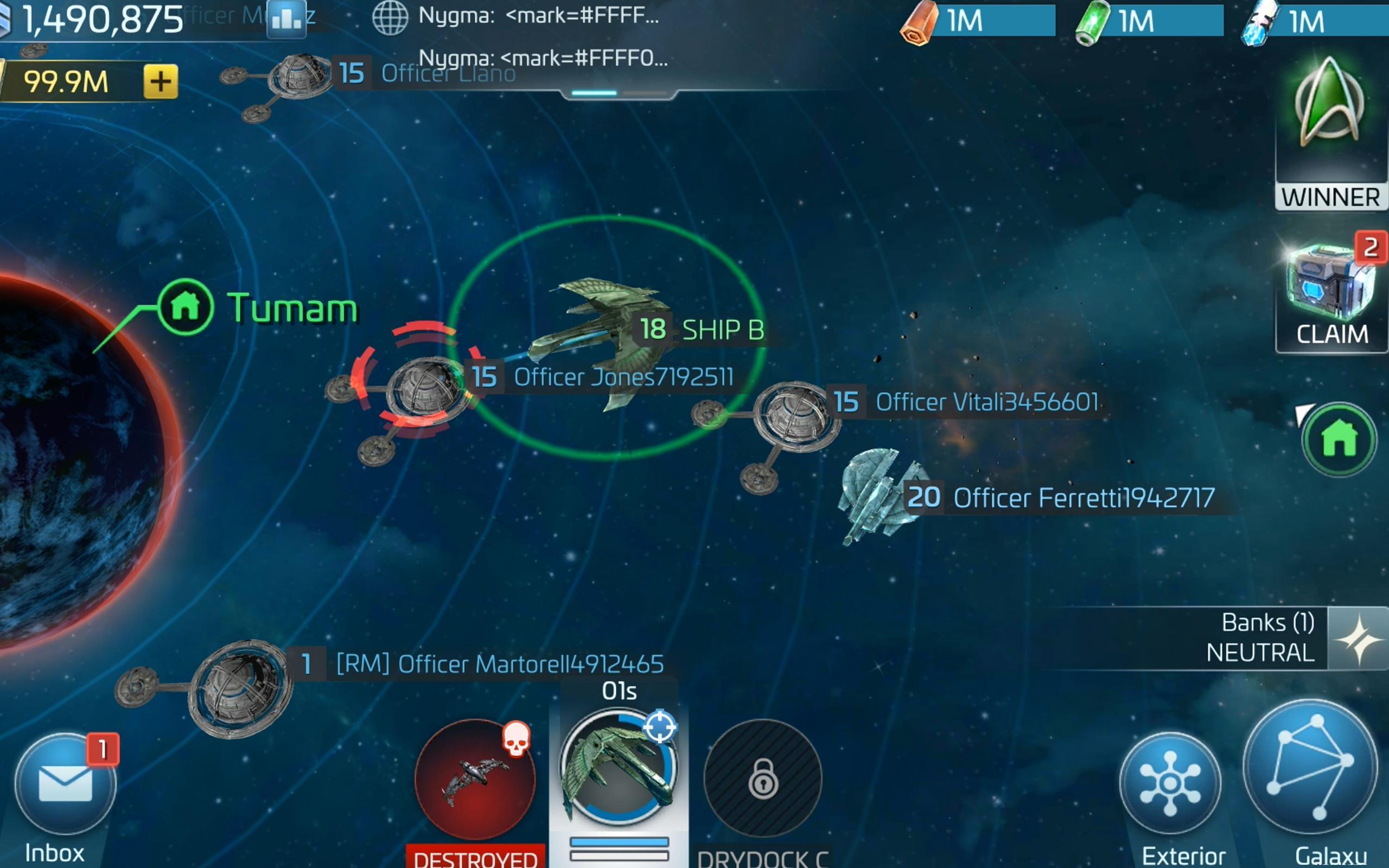 Star Trek™ Fleet Command 0.673.05561 Screenshot 14