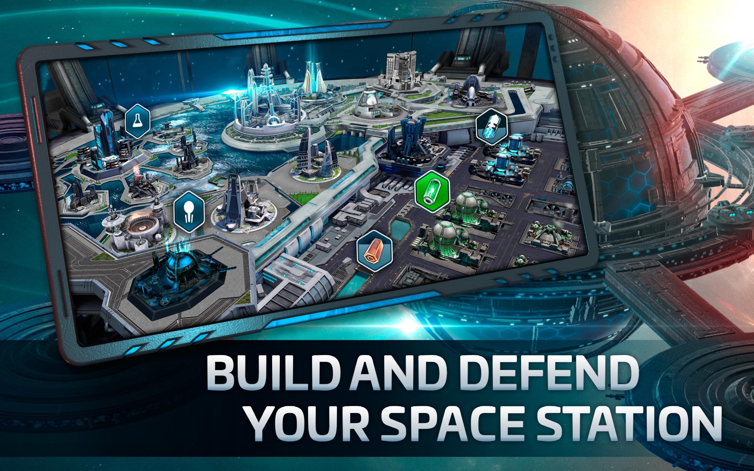 Star Trek™ Fleet Command 0.673.05561 Screenshot 17