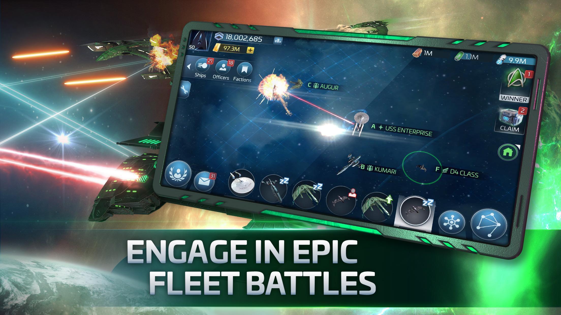 Star Trek™ Fleet Command 0.673.05561 Screenshot 2