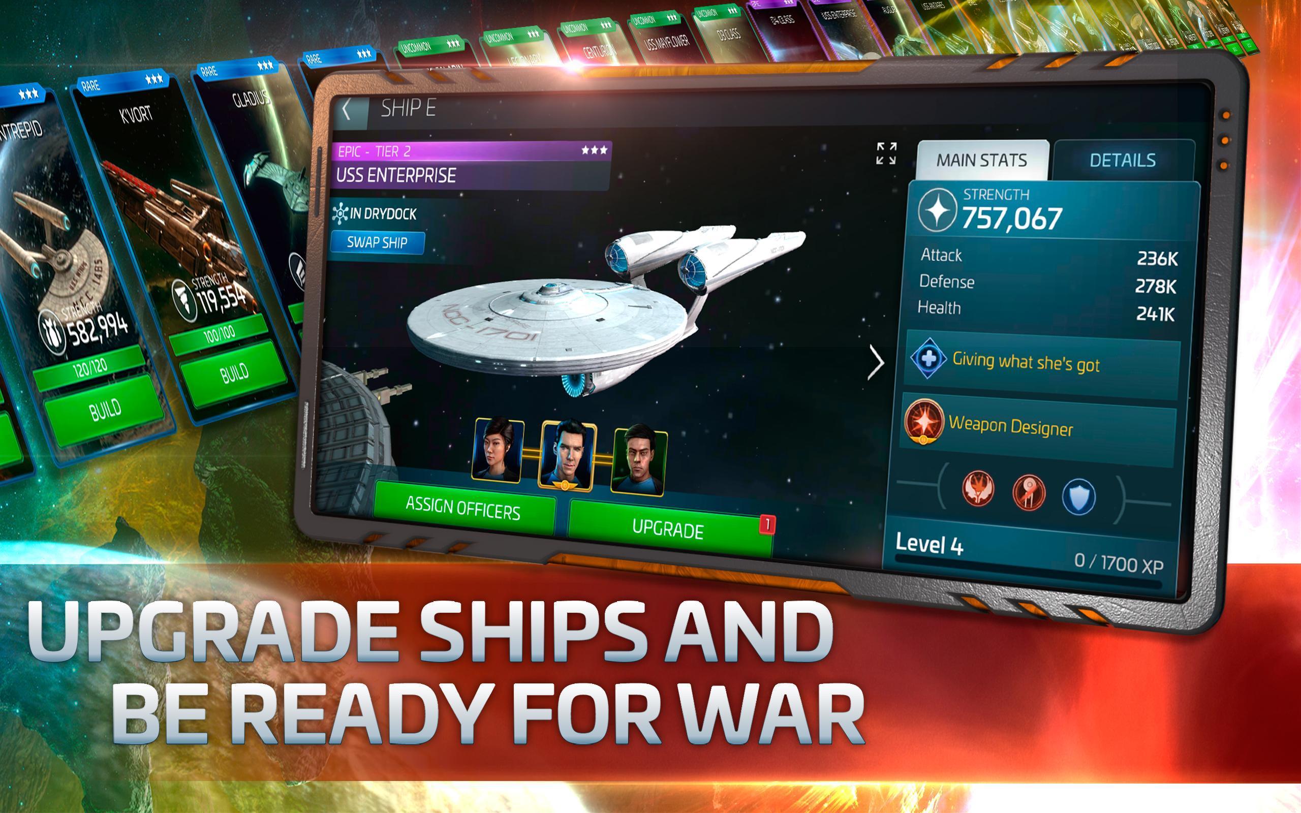 Star Trek™ Fleet Command 0.673.05561 Screenshot 20