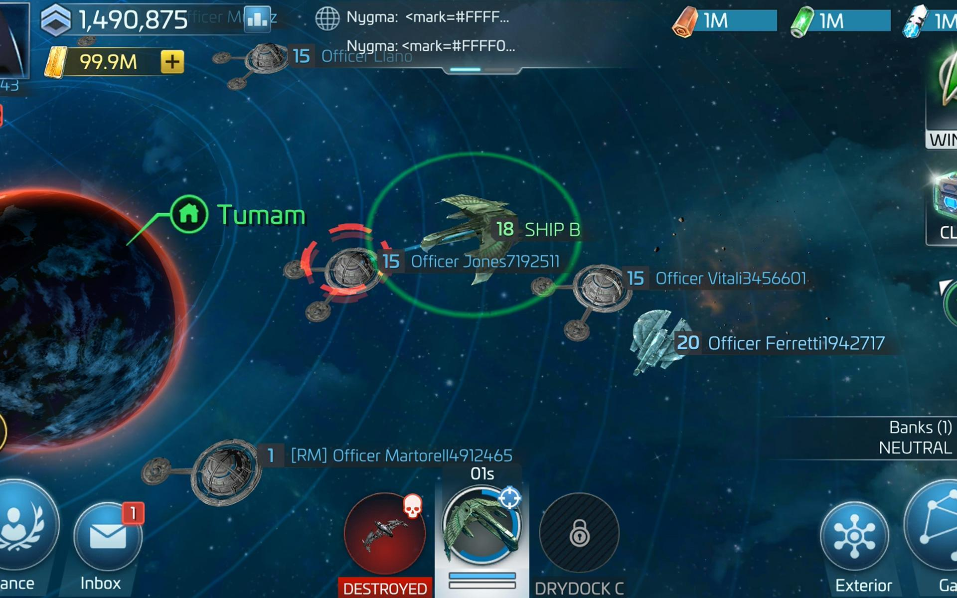 Star Trek™ Fleet Command 0.673.05561 Screenshot 21