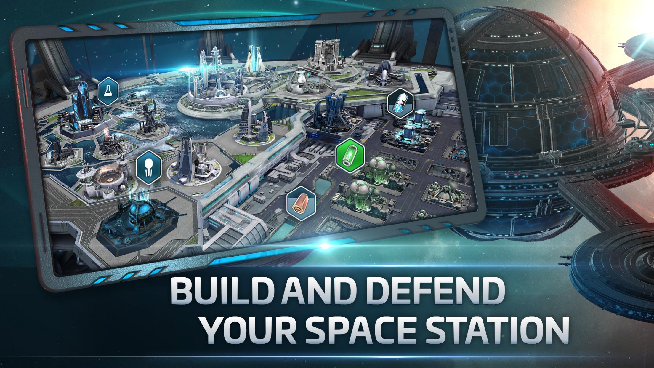 Star Trek™ Fleet Command 0.673.05561 Screenshot 3