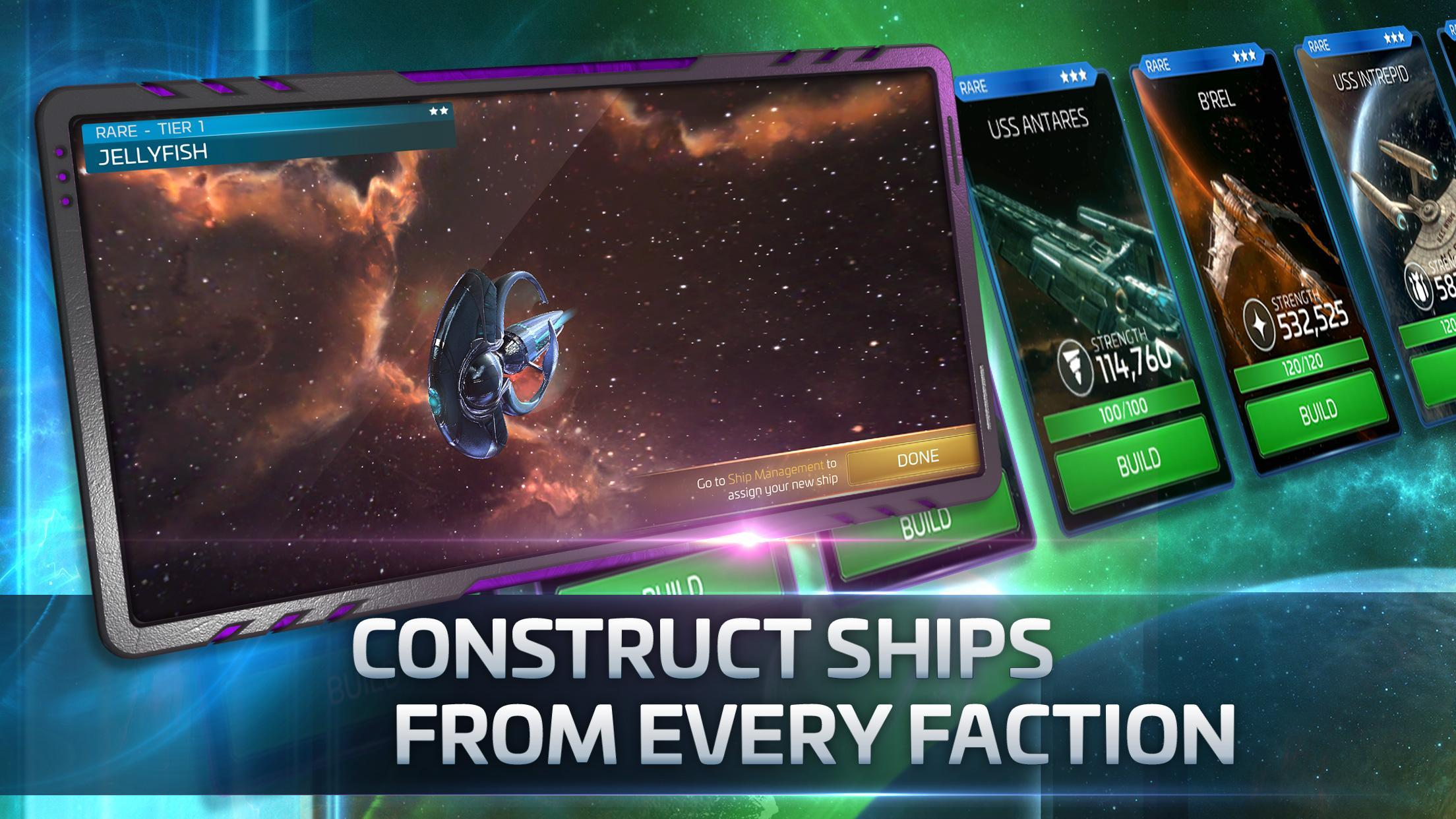Star Trek™ Fleet Command 0.673.05561 Screenshot 5