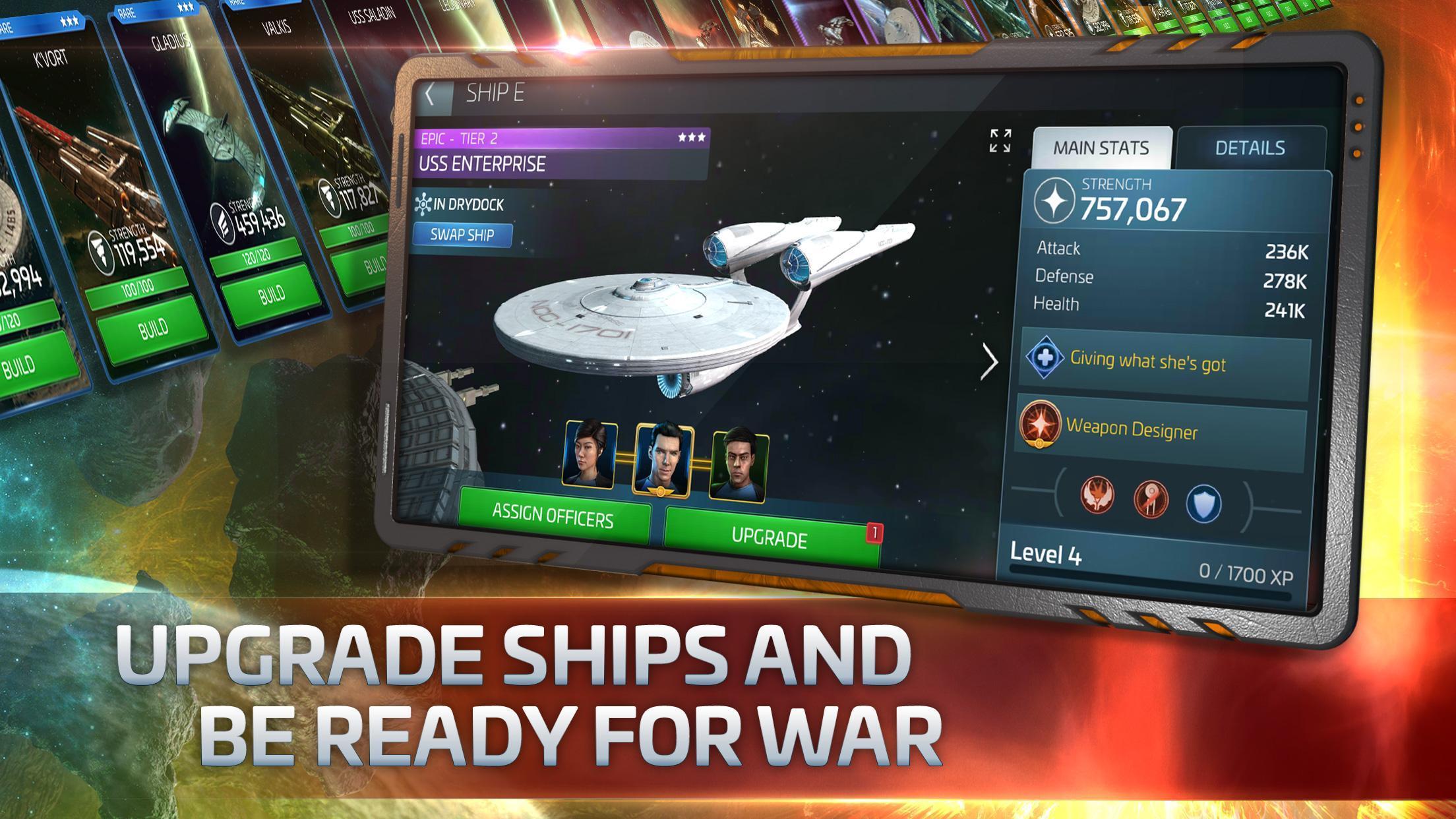 Star Trek™ Fleet Command 0.673.05561 Screenshot 6