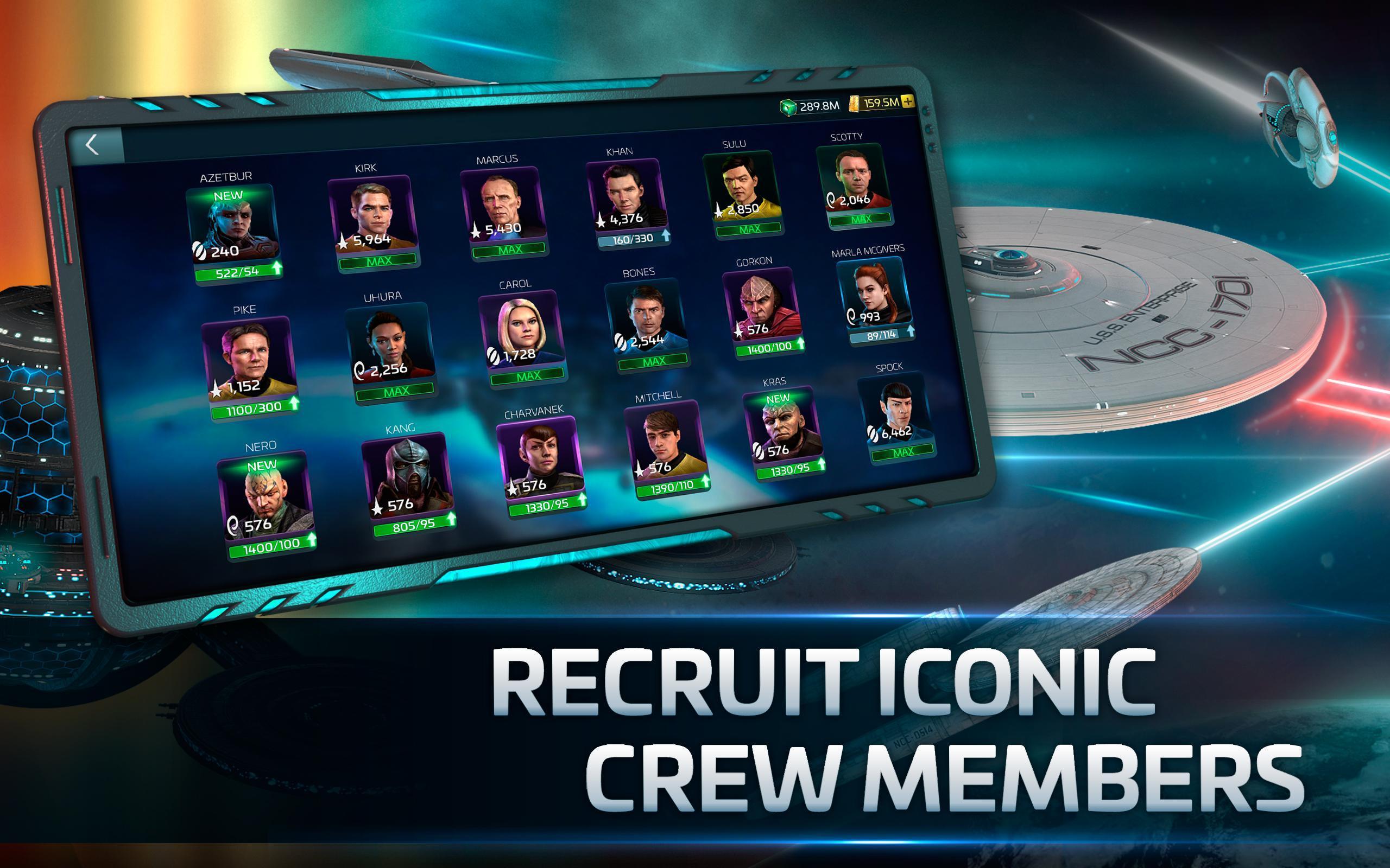 Star Trek™ Fleet Command 0.673.05561 Screenshot 8