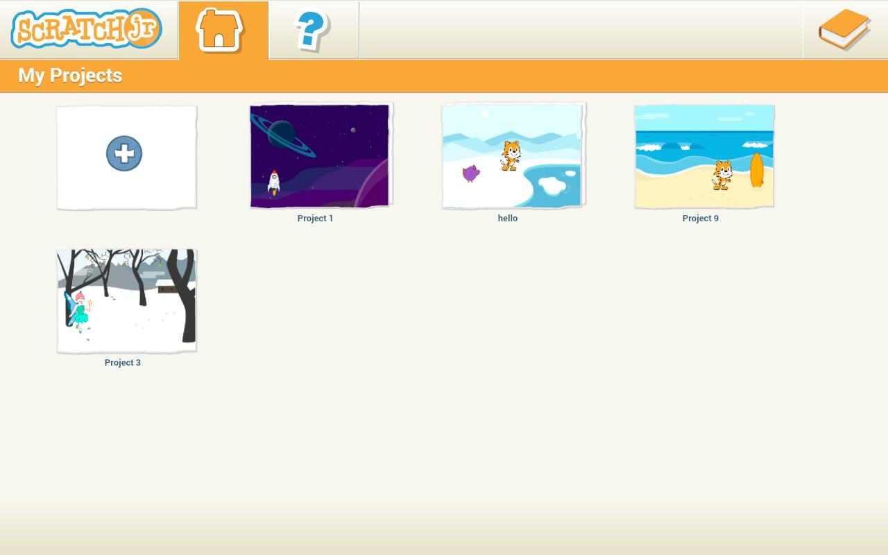 ScratchJr 1.2.5 Screenshot 2