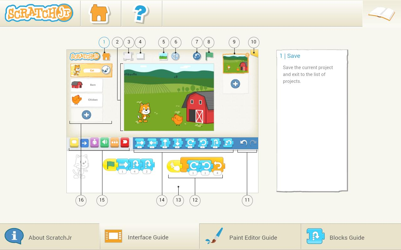 ScratchJr 1.2.5 Screenshot 4