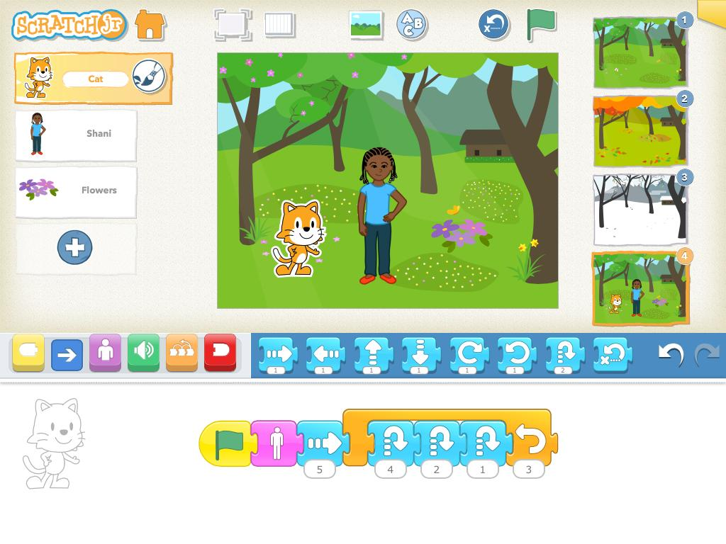 ScratchJr 1.2.5 Screenshot 6