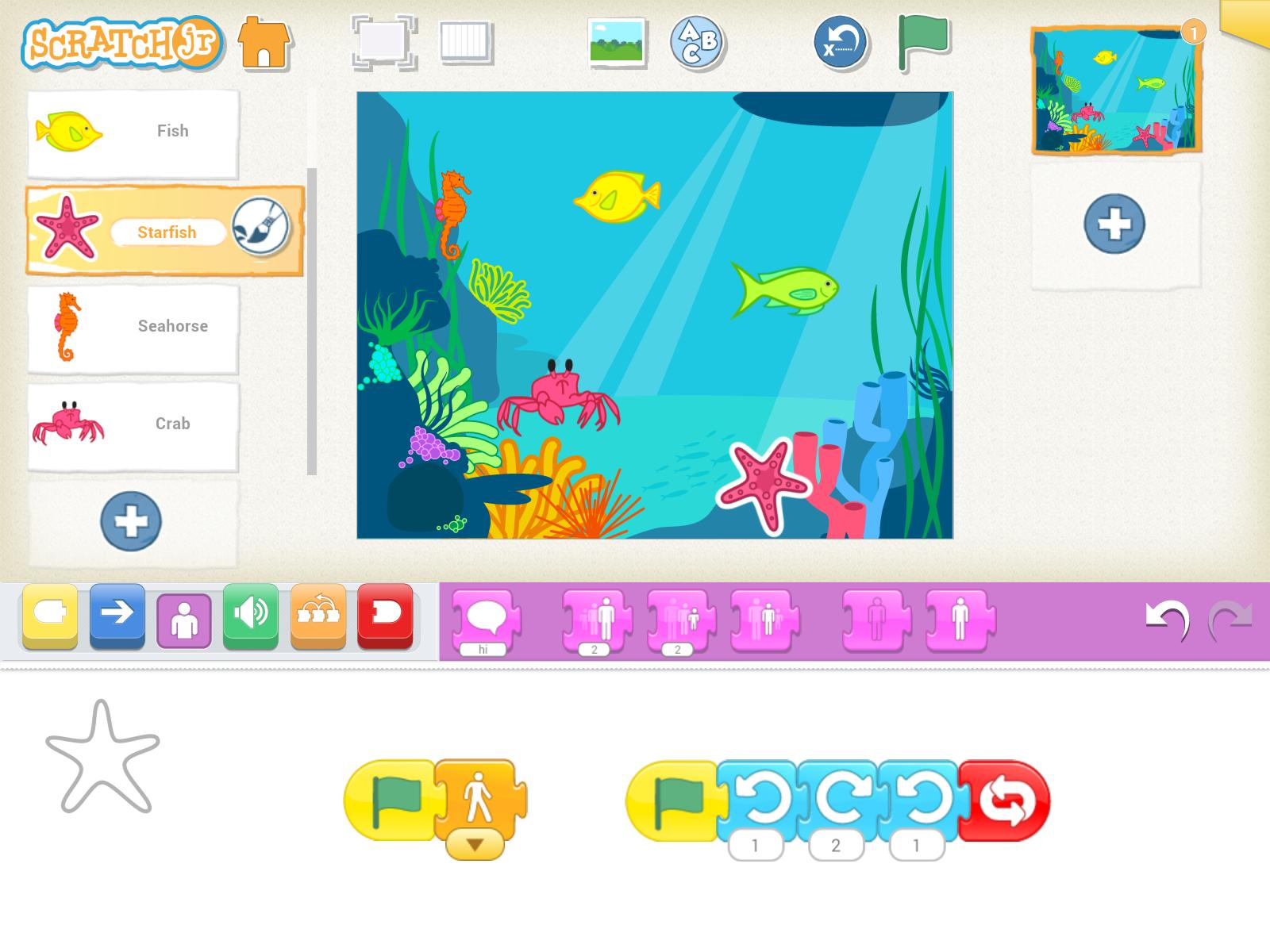 ScratchJr 1.2.5 Screenshot 7