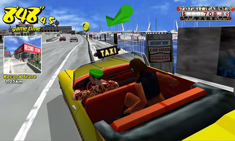 Crazy Taxi Classic 4.4 Screenshot 2