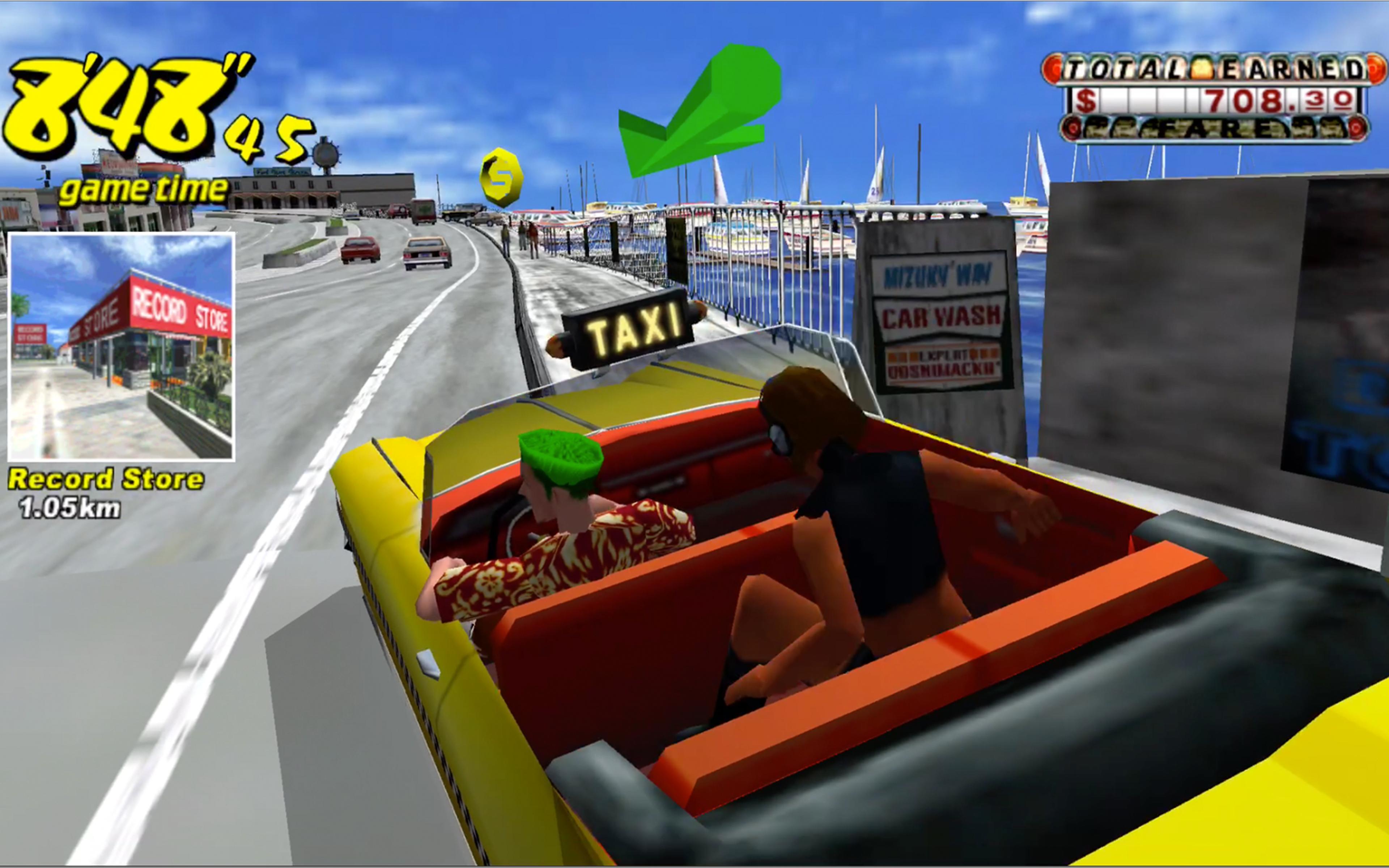 Crazy Taxi Classic 4.4 Screenshot 5
