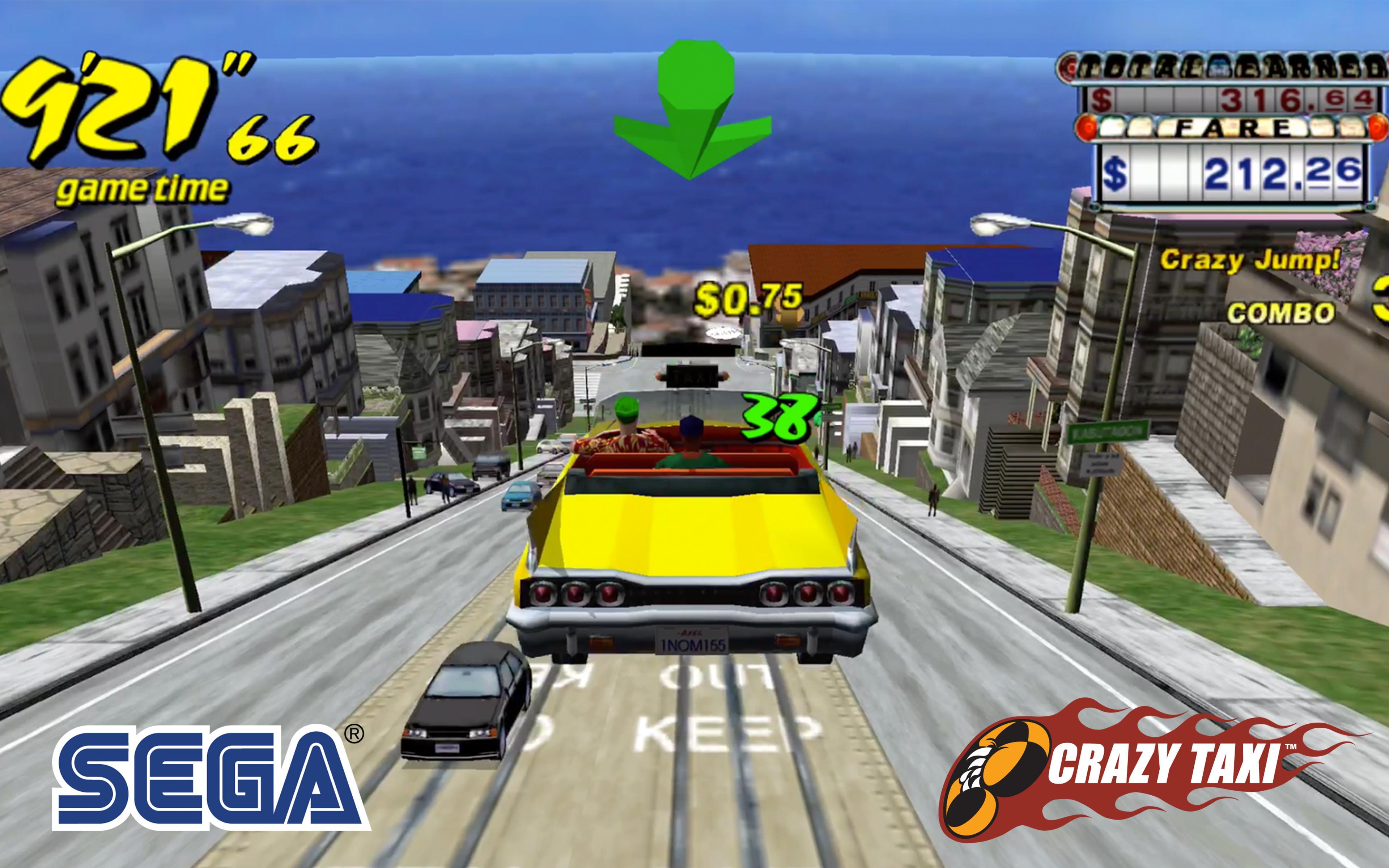 Crazy Taxi Classic 4.4 Screenshot 7