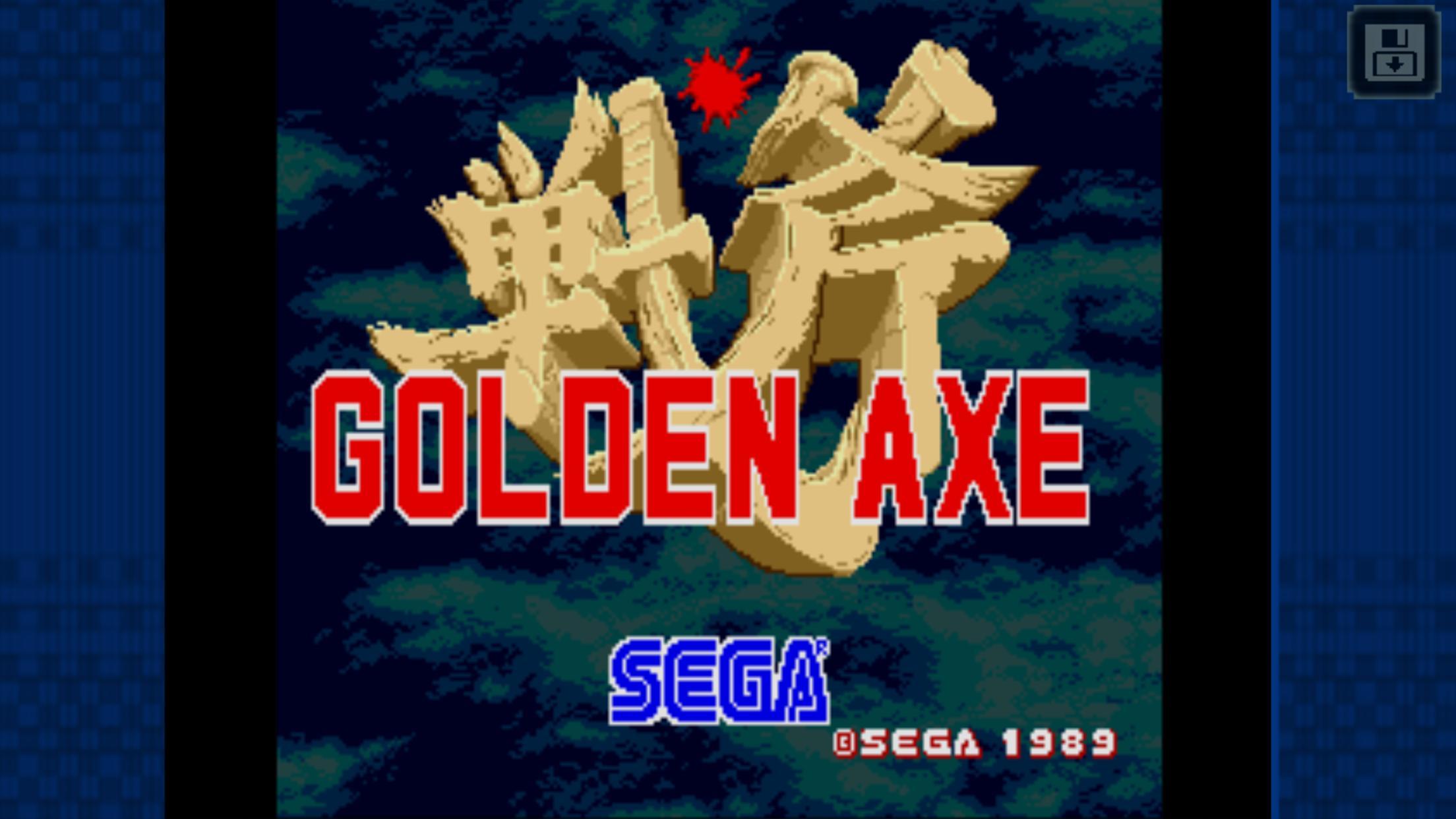 Golden Axe Classics 6.1.0 Screenshot 1