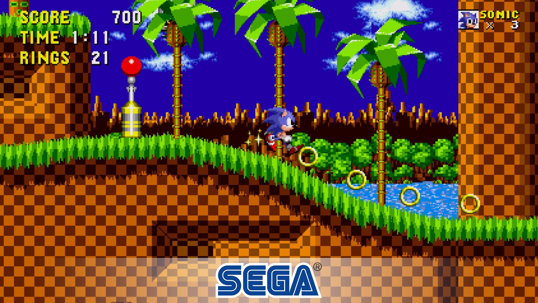 Sonic the Hedgehog™ Classic 3.6.2 Screenshot 1