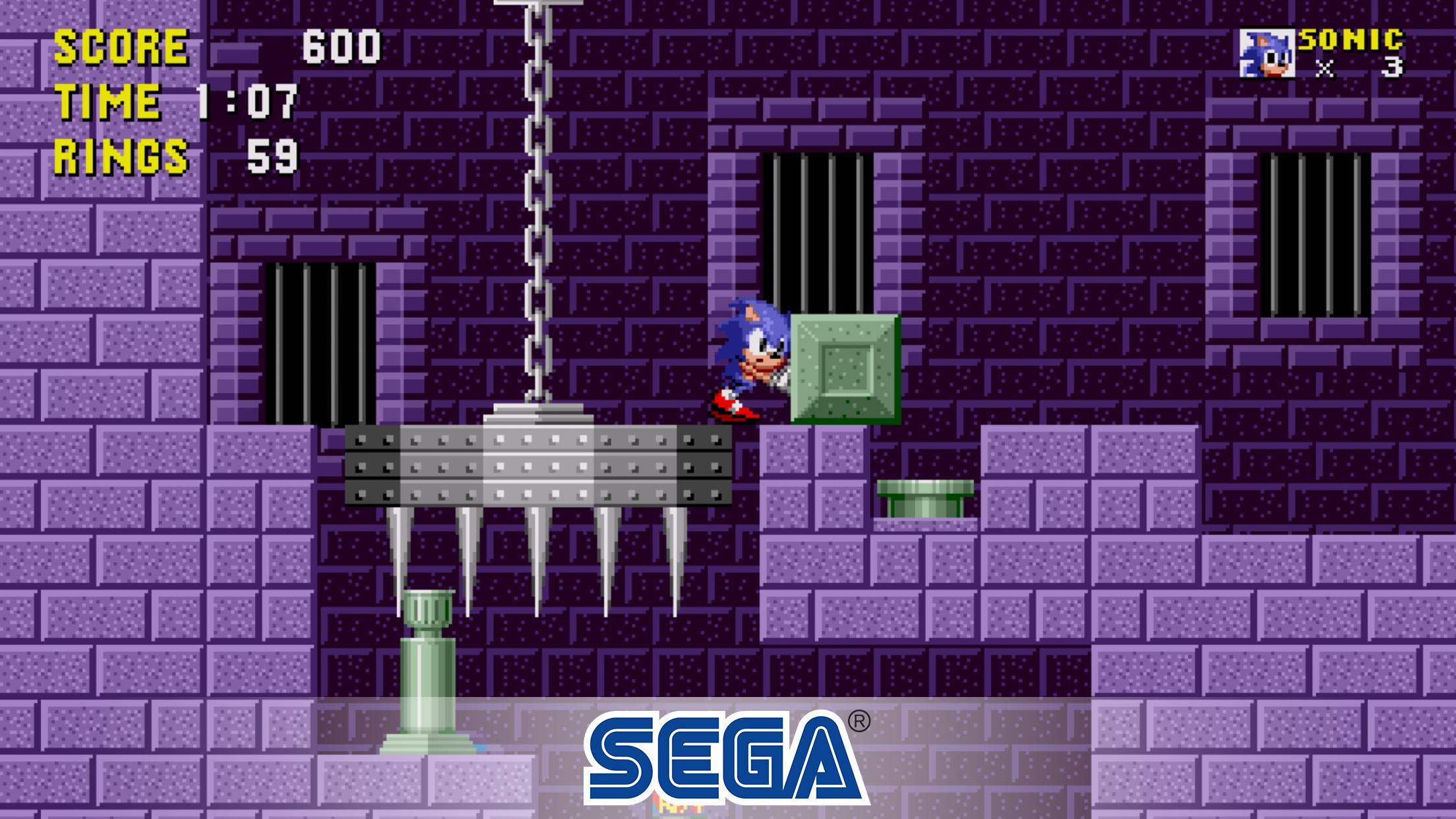 Sonic the Hedgehog™ Classic 3.6.2 Screenshot 2