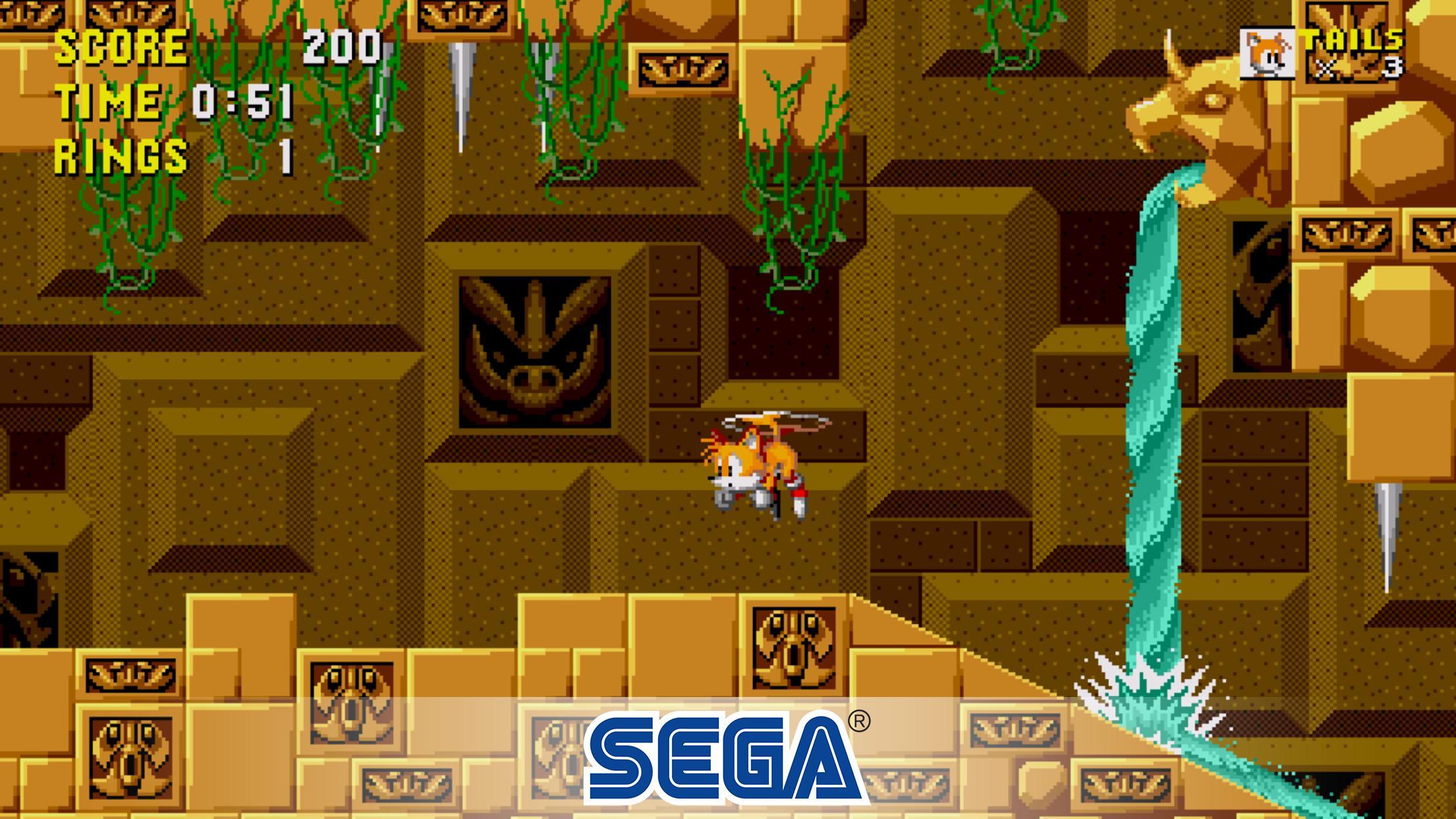 Sonic the Hedgehog™ Classic 3.6.2 Screenshot 3