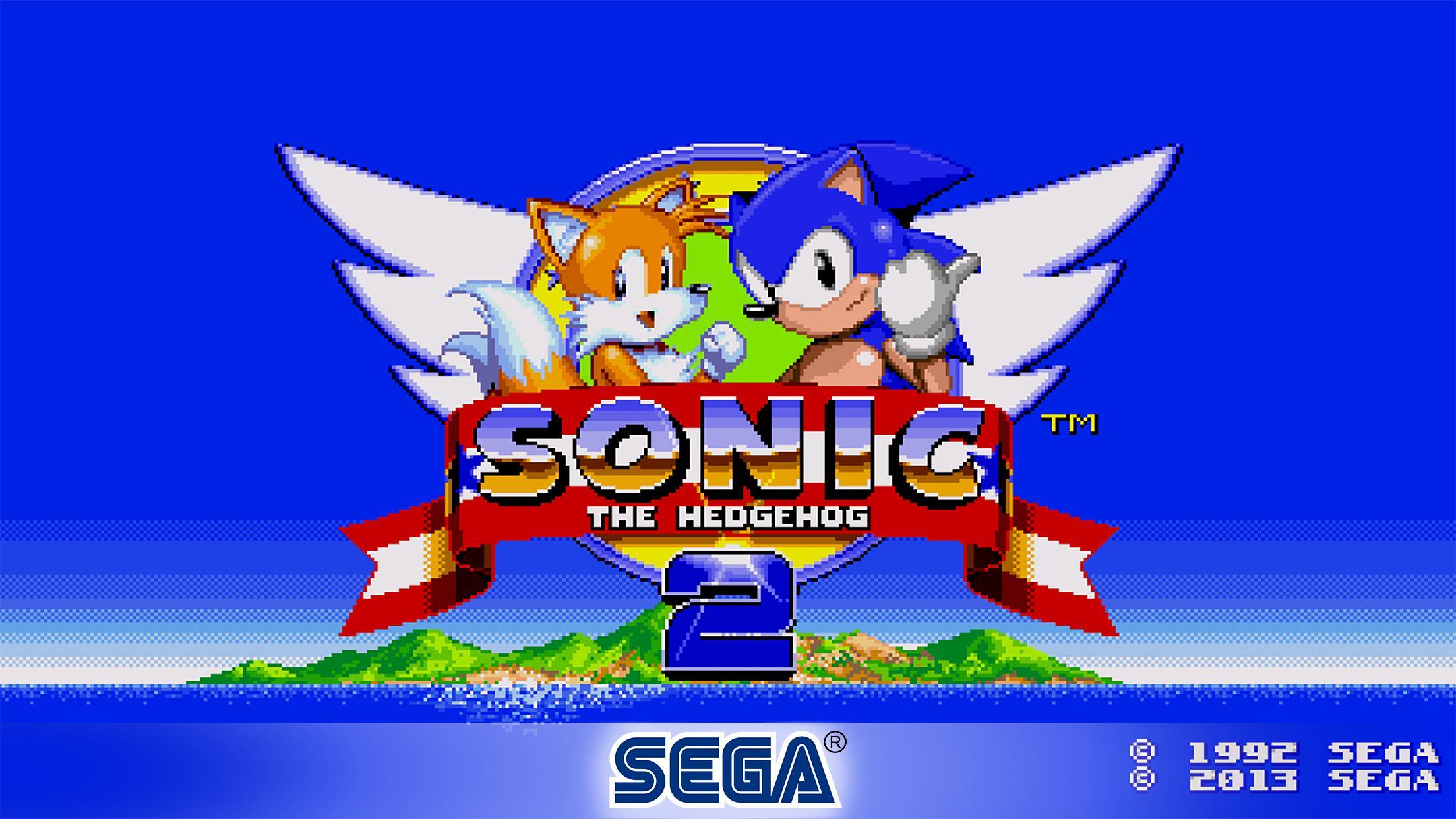 Sonic The Hedgehog 2 Classic 1.4.4 Screenshot 1