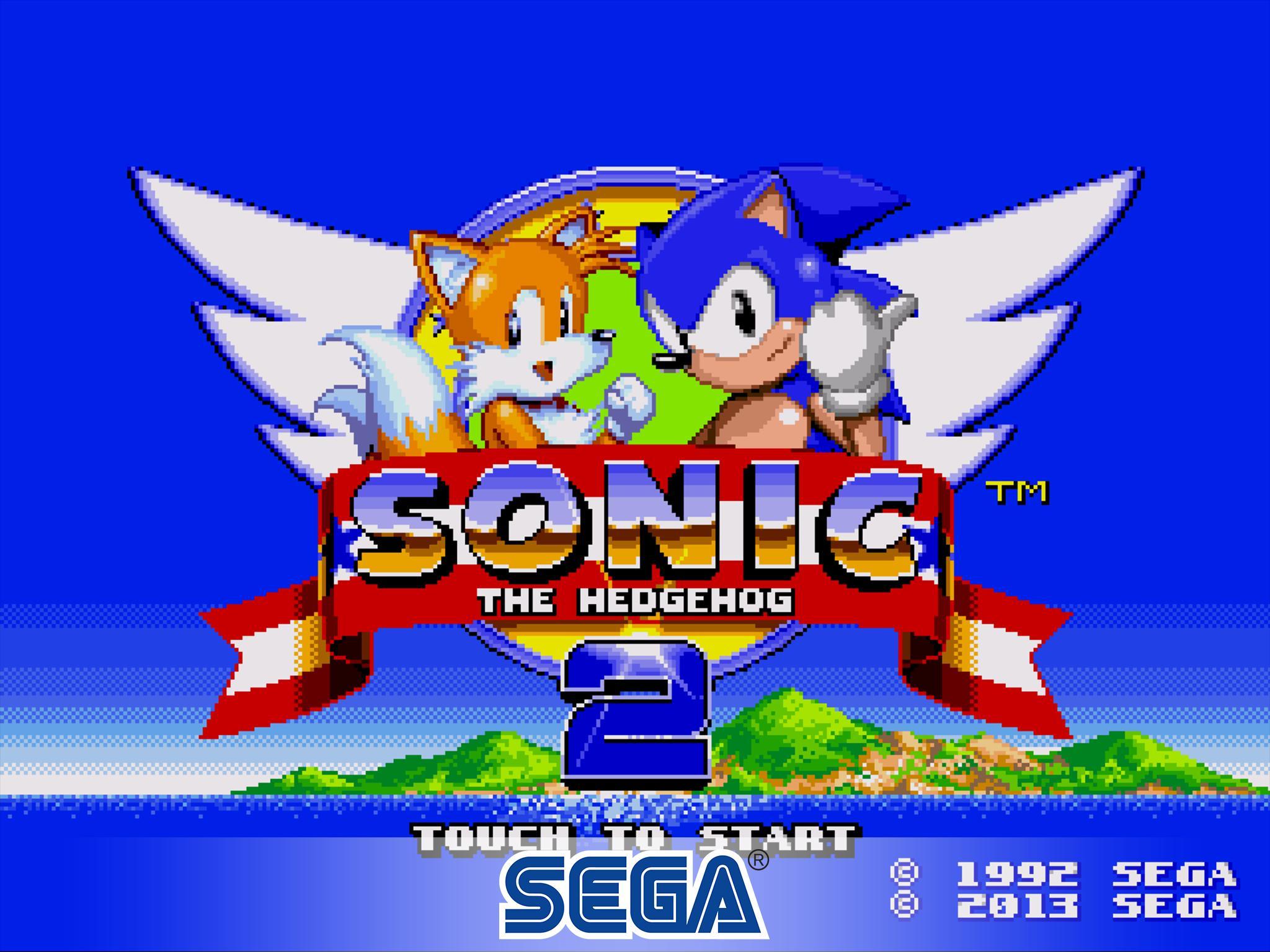 Sonic The Hedgehog 2 Classic 1.4.4 Screenshot 11