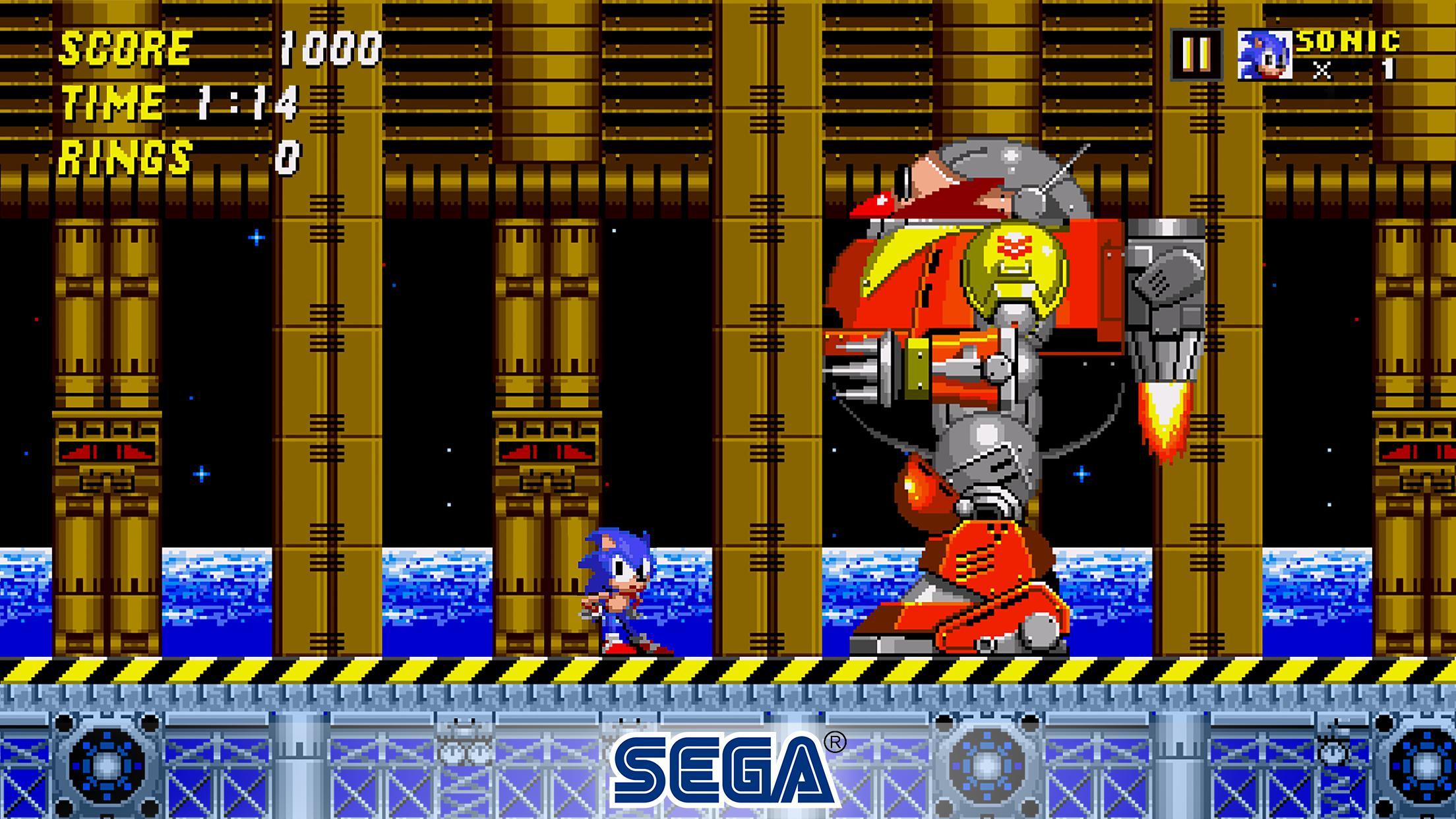 Sonic The Hedgehog 2 Classic 1.4.4 Screenshot 2