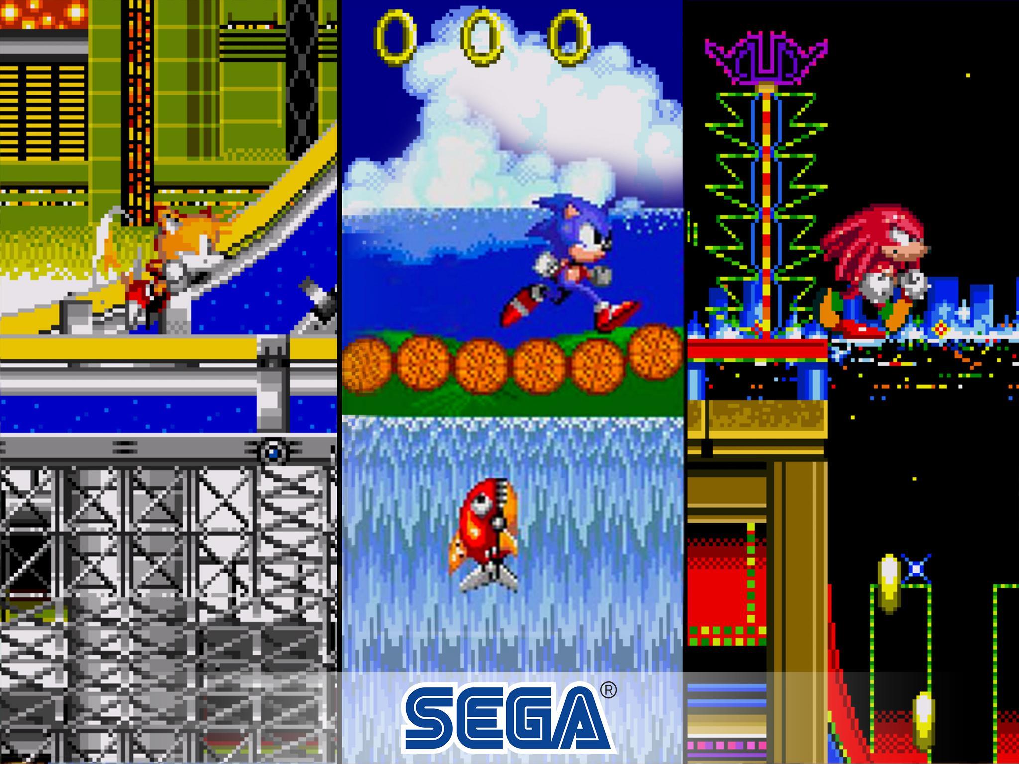 Sonic The Hedgehog 2 Classic 1.4.4 Screenshot 7