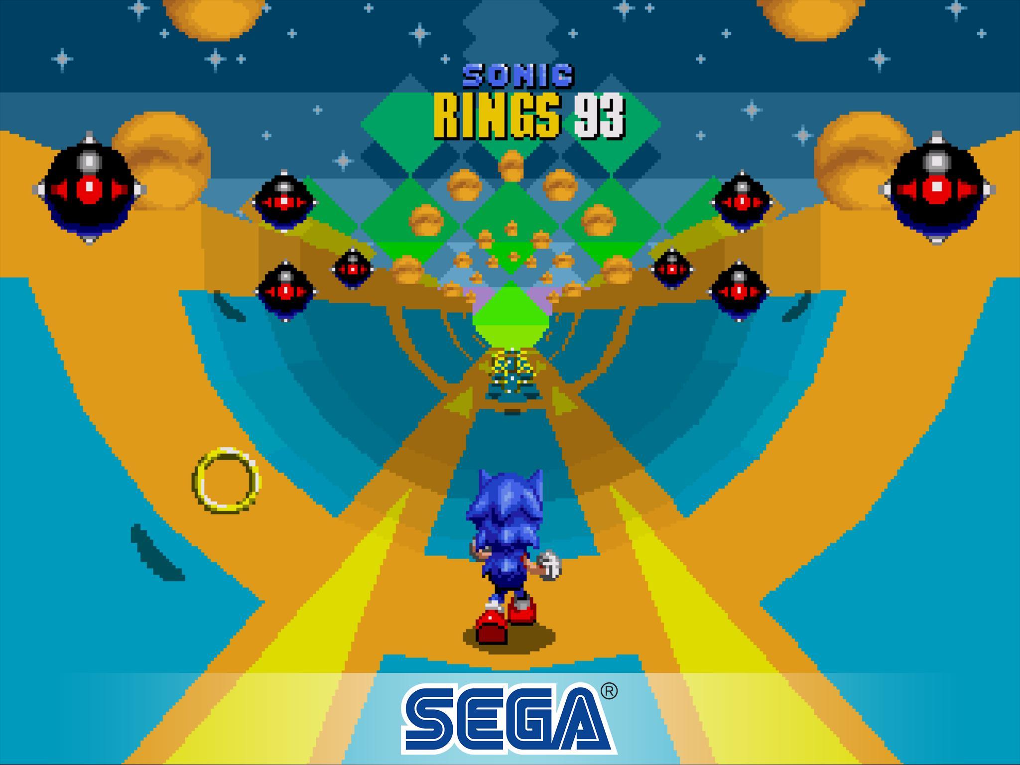 Sonic The Hedgehog 2 Classic 1.4.4 Screenshot 8