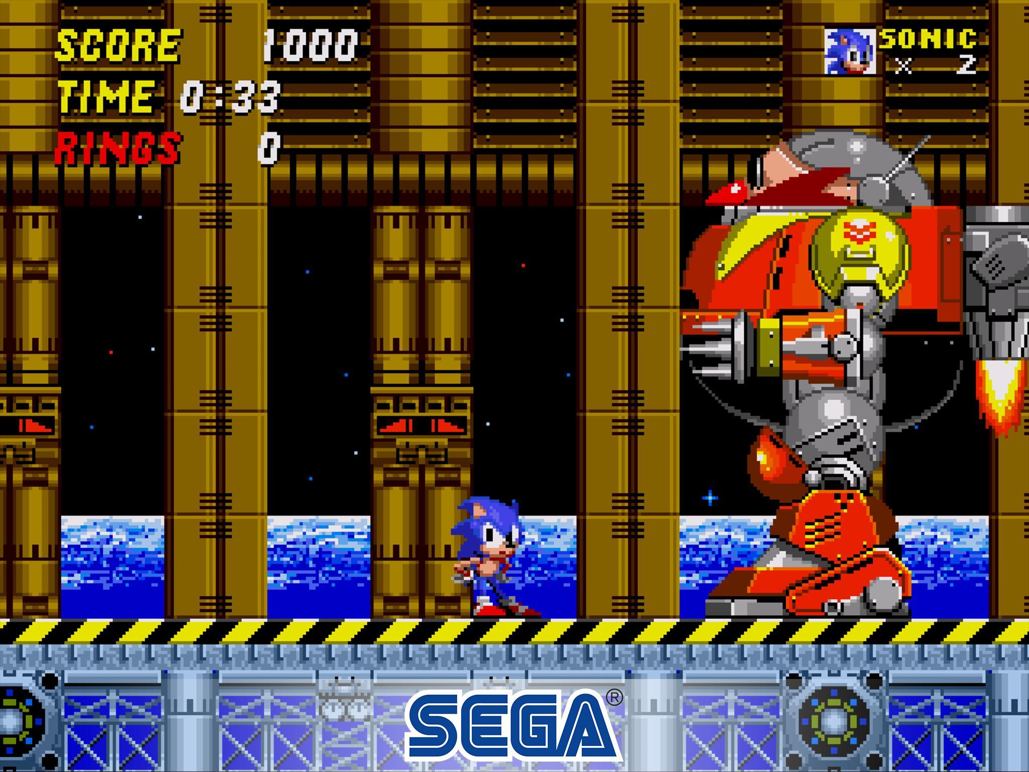 Sonic The Hedgehog 2 Classic 1.4.4 Screenshot 9