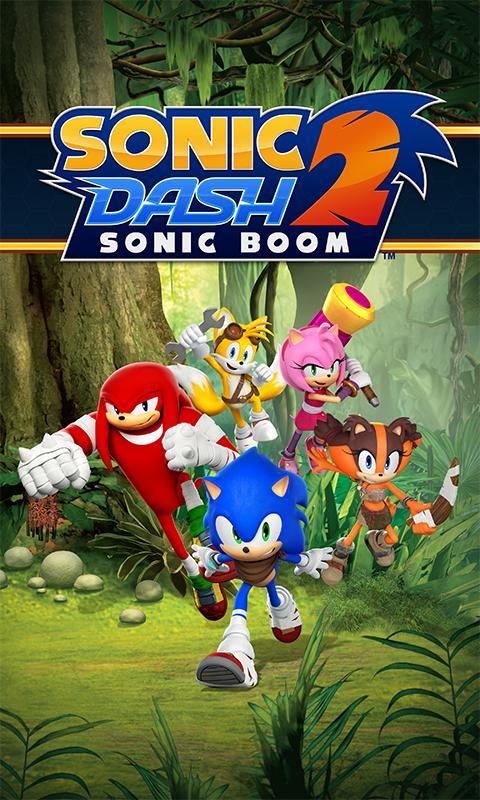 Sonic Dash 2: Sonic Boom 2.2.4 Screenshot 1